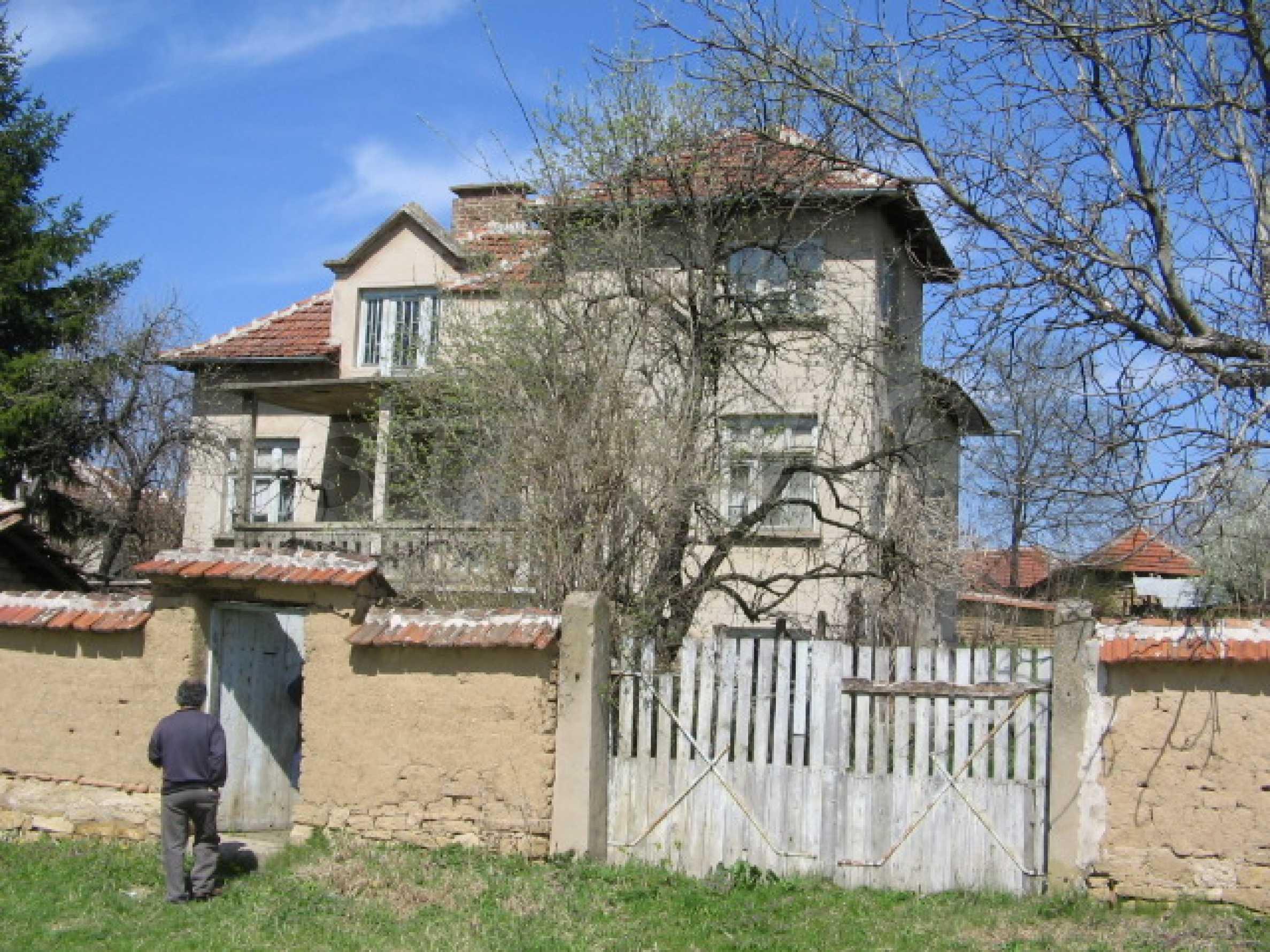 Big house near a river 1