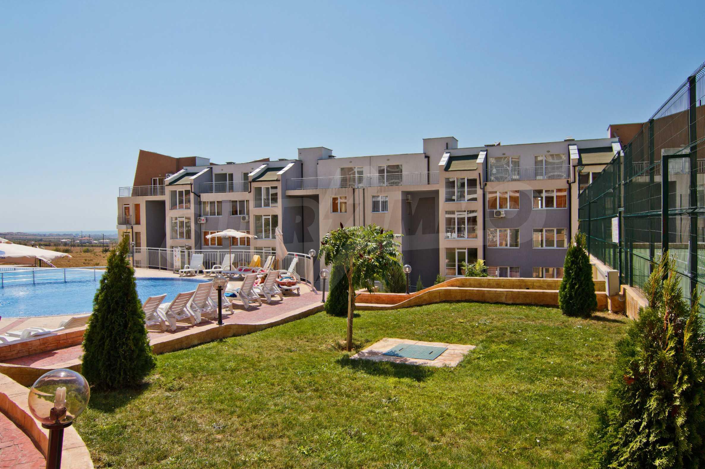 Sunset Kosharitsa - Apartments in einem attraktiven Berg- und Seekomplex, 5 Autominuten vom Sonnenstrand entfernt 8
