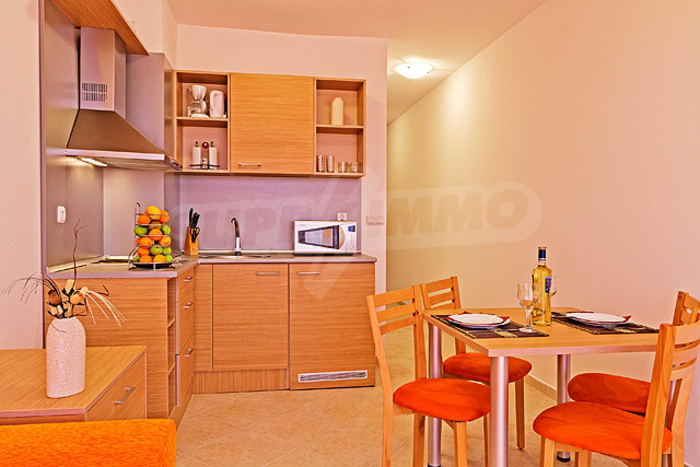 Sunset Kosharitsa - Apartments in einem attraktiven Berg- und Seekomplex, 5 Autominuten vom Sonnenstrand entfernt 17