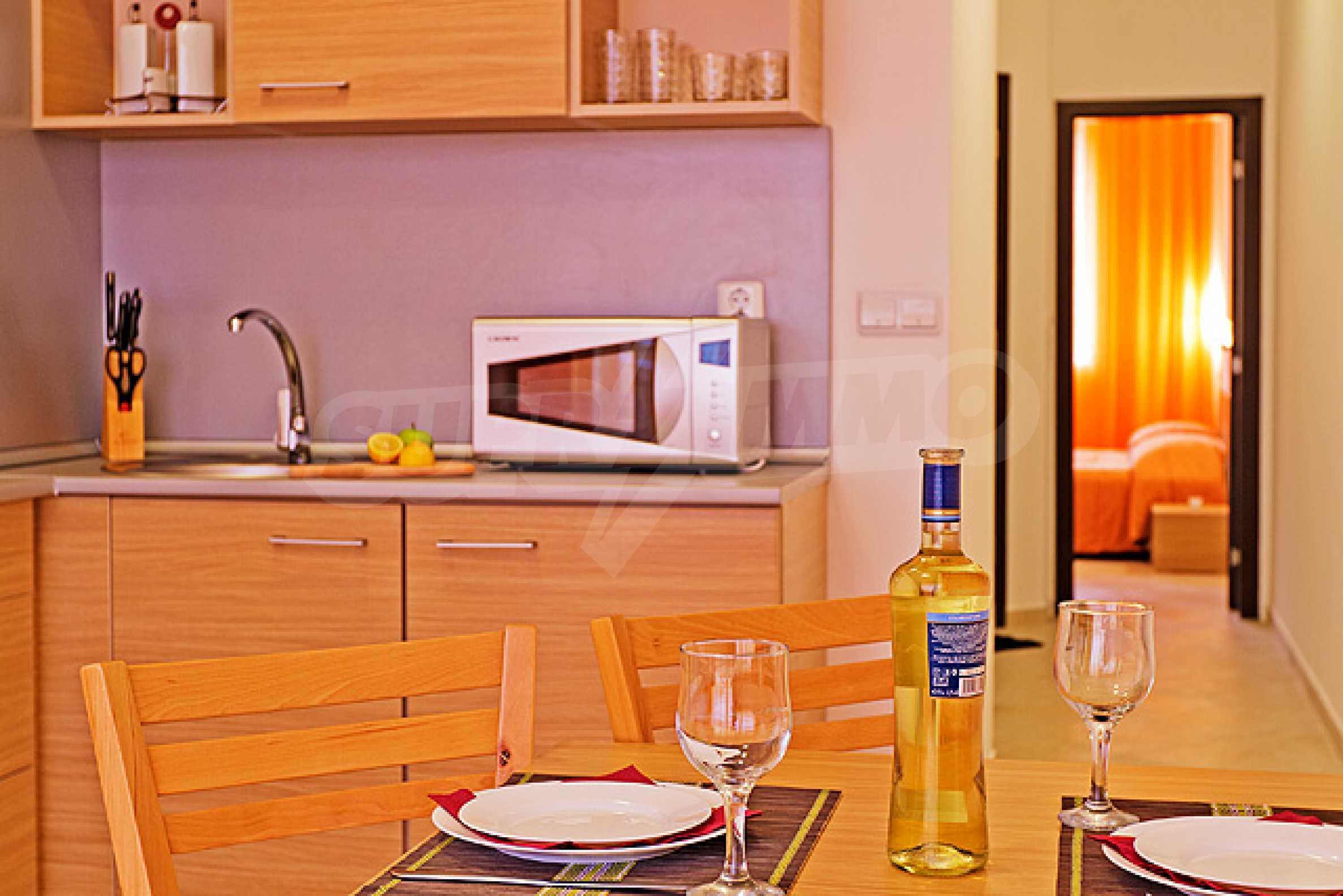 Sunset Kosharitsa - Apartments in einem attraktiven Berg- und Seekomplex, 5 Autominuten vom Sonnenstrand entfernt 18