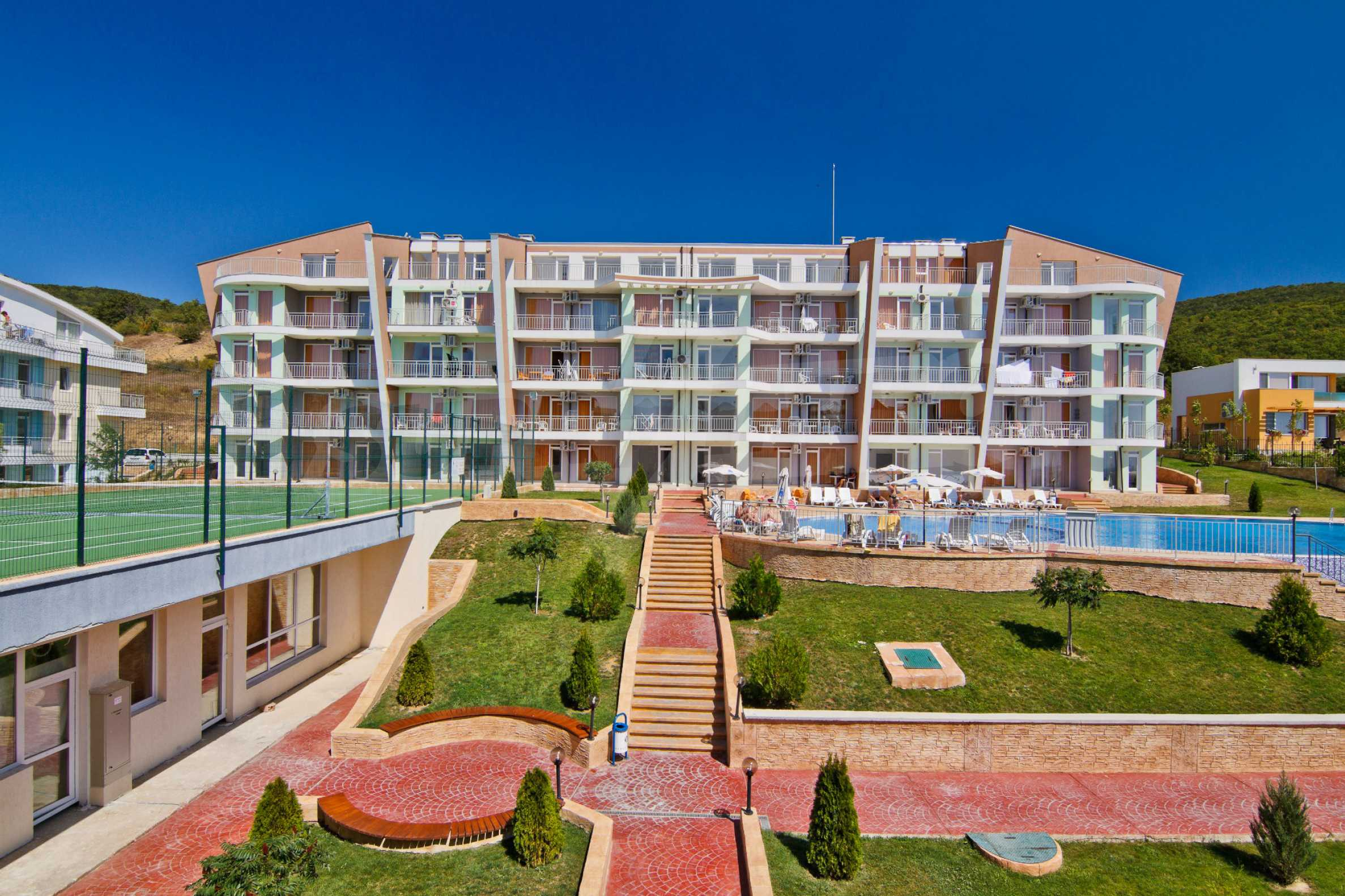 Apartments for sale in Sunset Kosharitsa complex near Sunny Beach 7