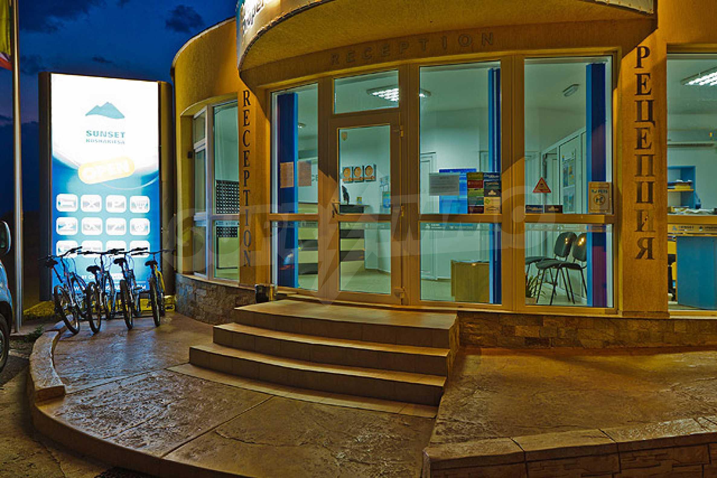 Sunset Kosharitsa - Apartments in einem attraktiven Berg- und Seekomplex, 5 Autominuten vom Sonnenstrand entfernt 30
