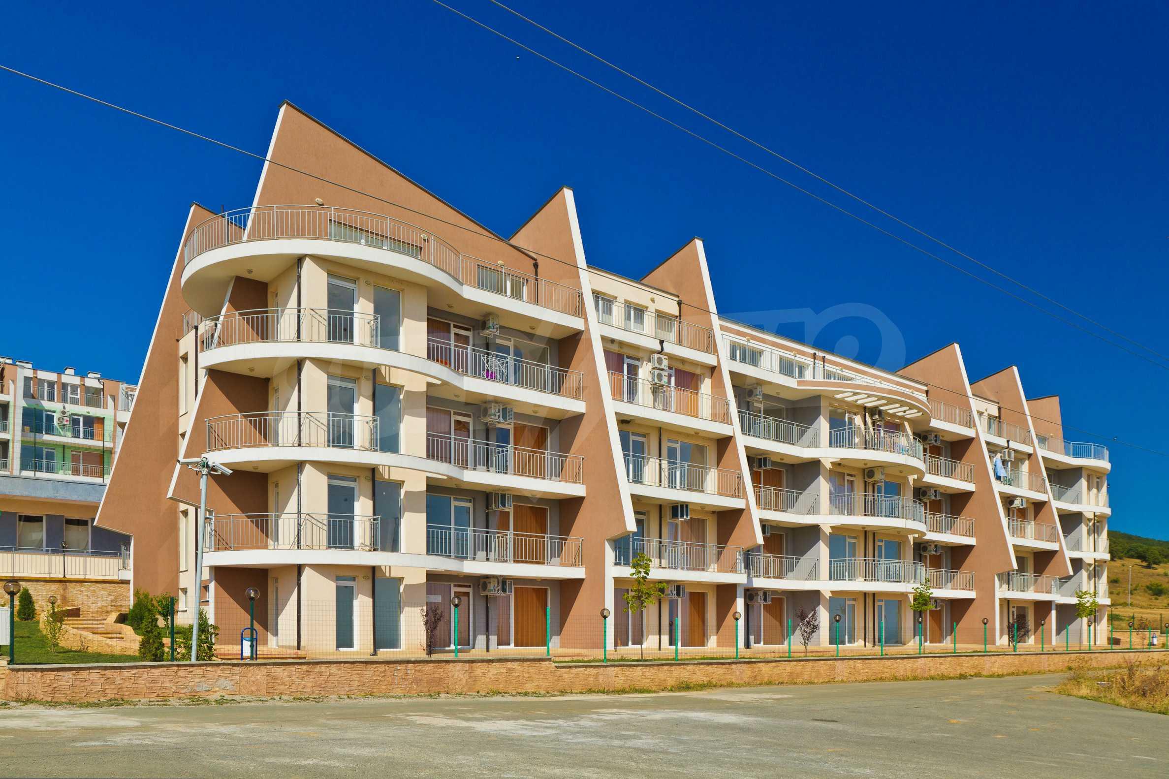 Sunset Kosharitsa - Apartments in einem attraktiven Berg- und Seekomplex, 5 Autominuten vom Sonnenstrand entfernt 32