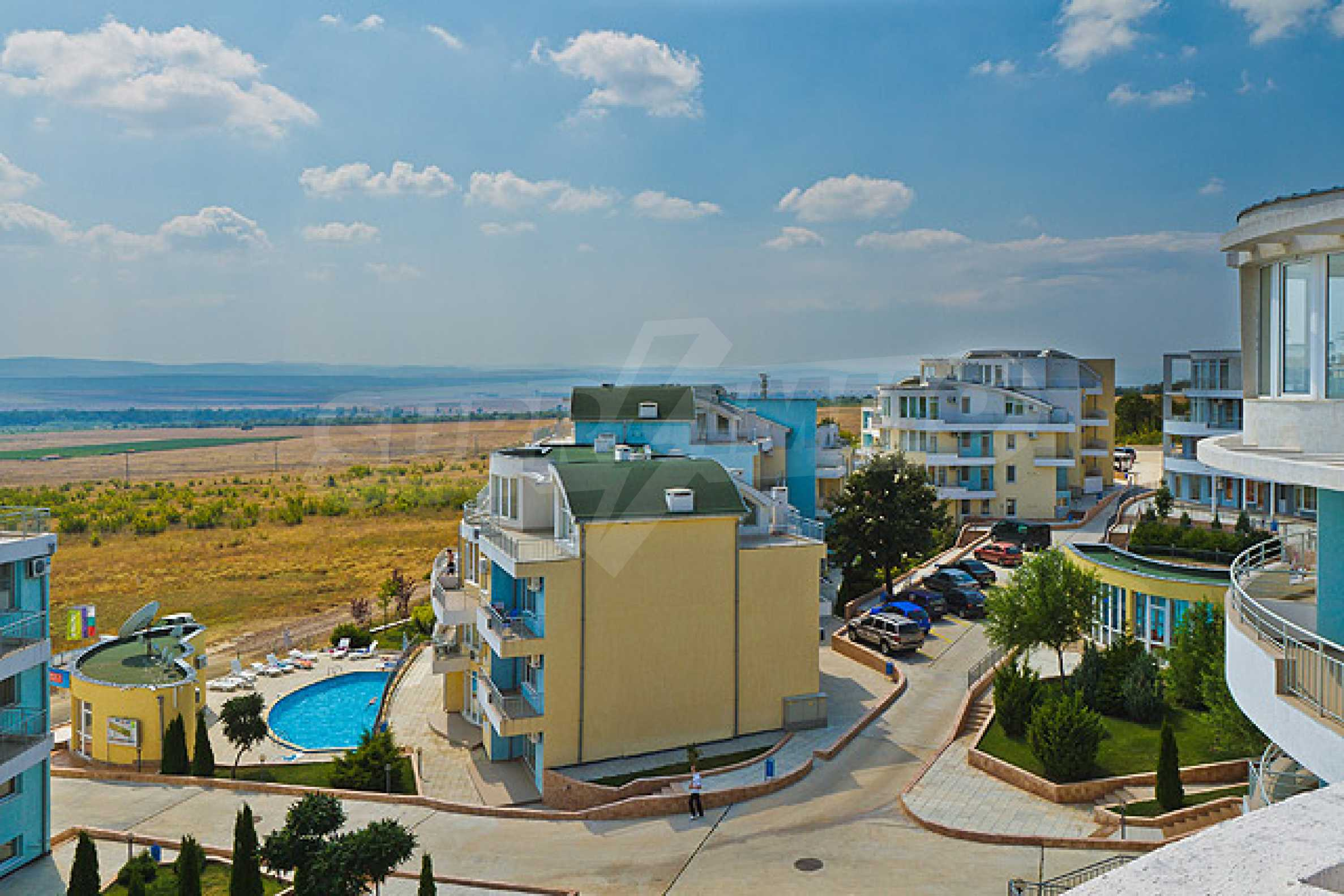 Apartments for sale in Sunset Kosharitsa complex near Sunny Beach 36