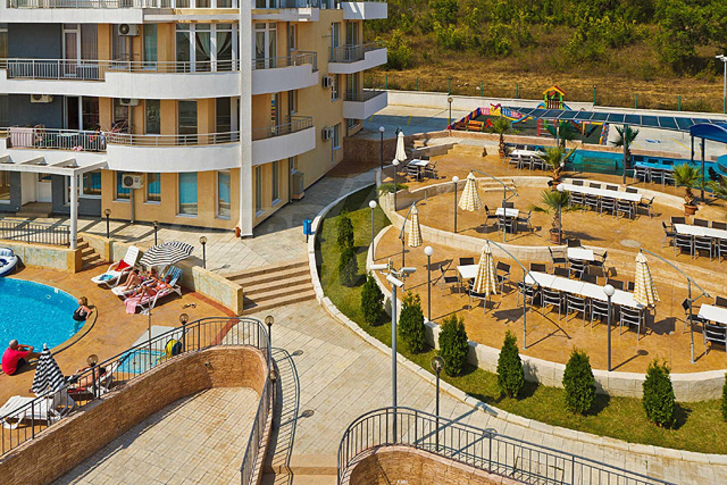 Sunset Kosharitsa - Apartments in einem attraktiven Berg- und Seekomplex, 5 Autominuten vom Sonnenstrand entfernt 38