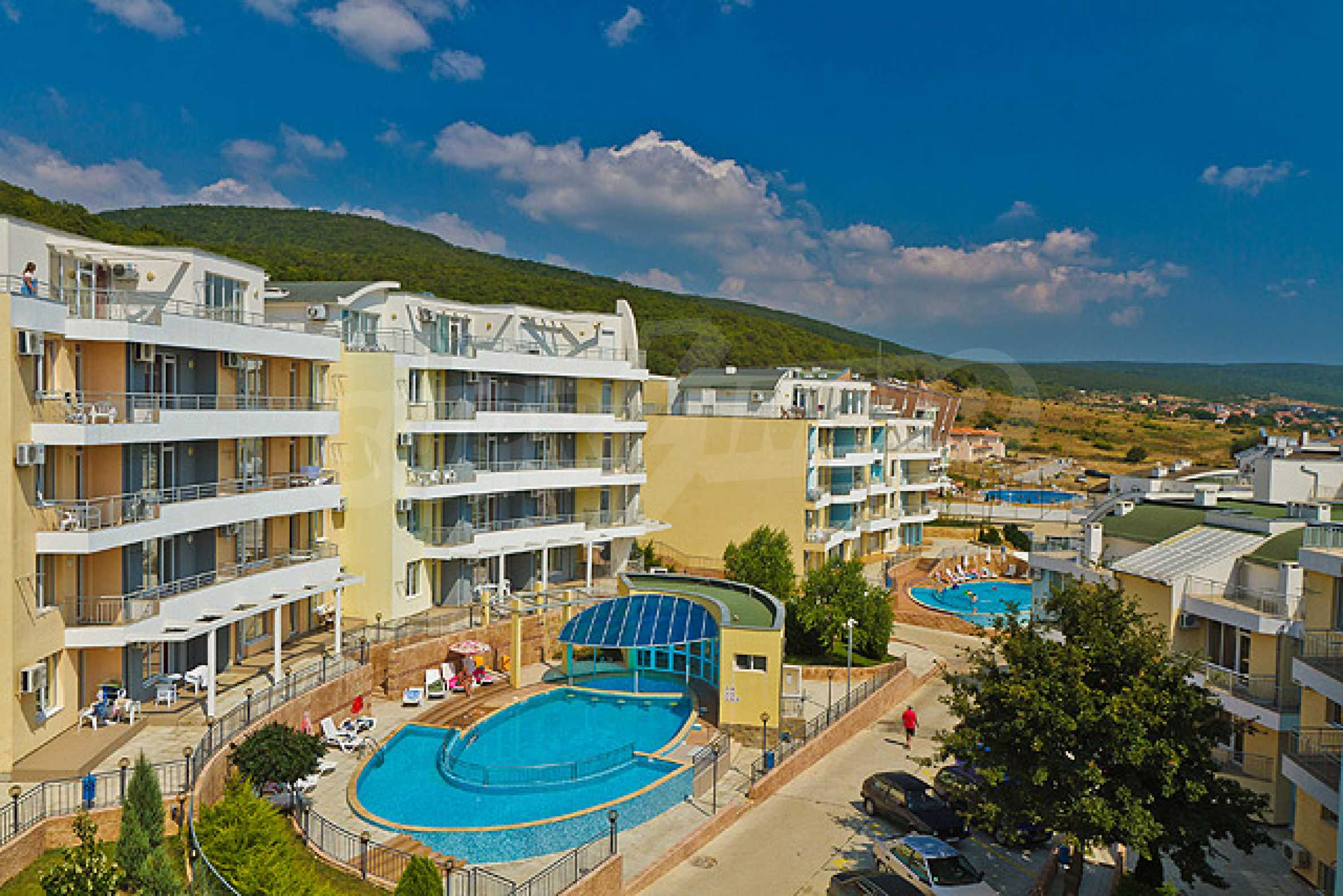Apartments for sale in Sunset Kosharitsa complex near Sunny Beach 39