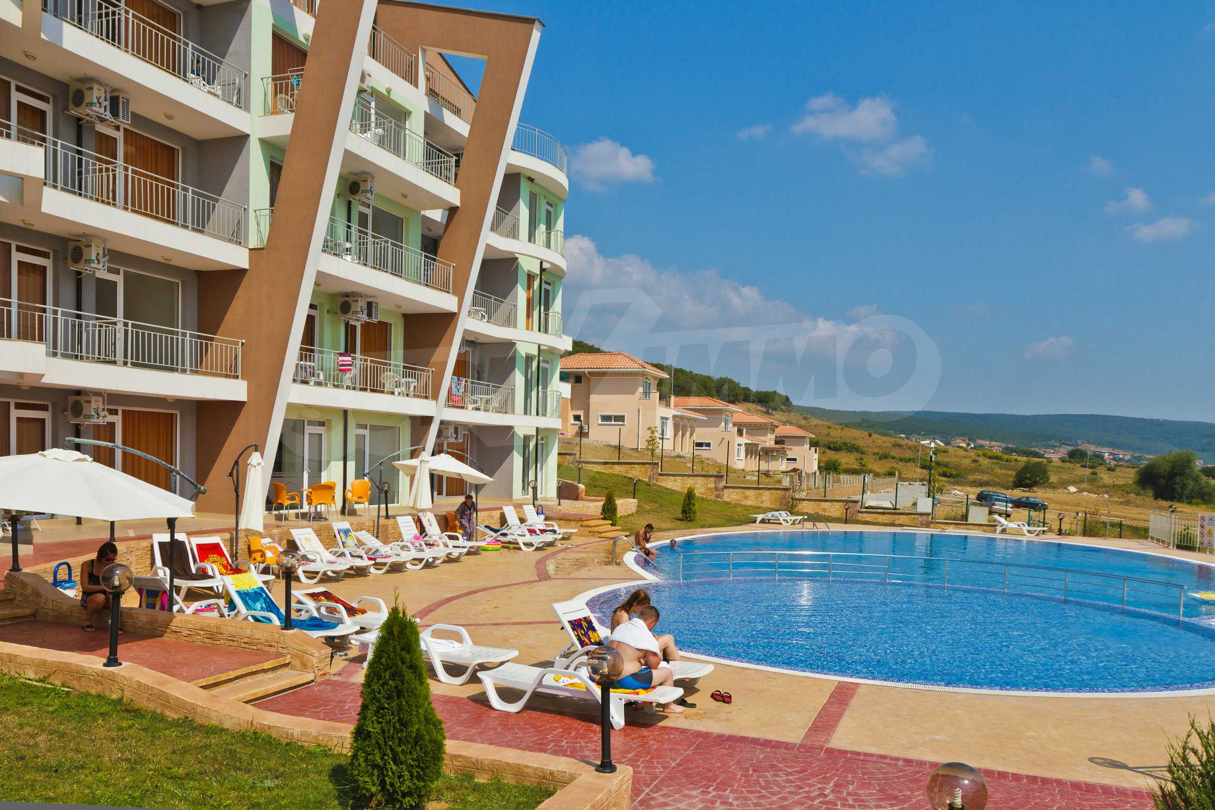Apartments for sale in Sunset Kosharitsa complex near Sunny Beach 6