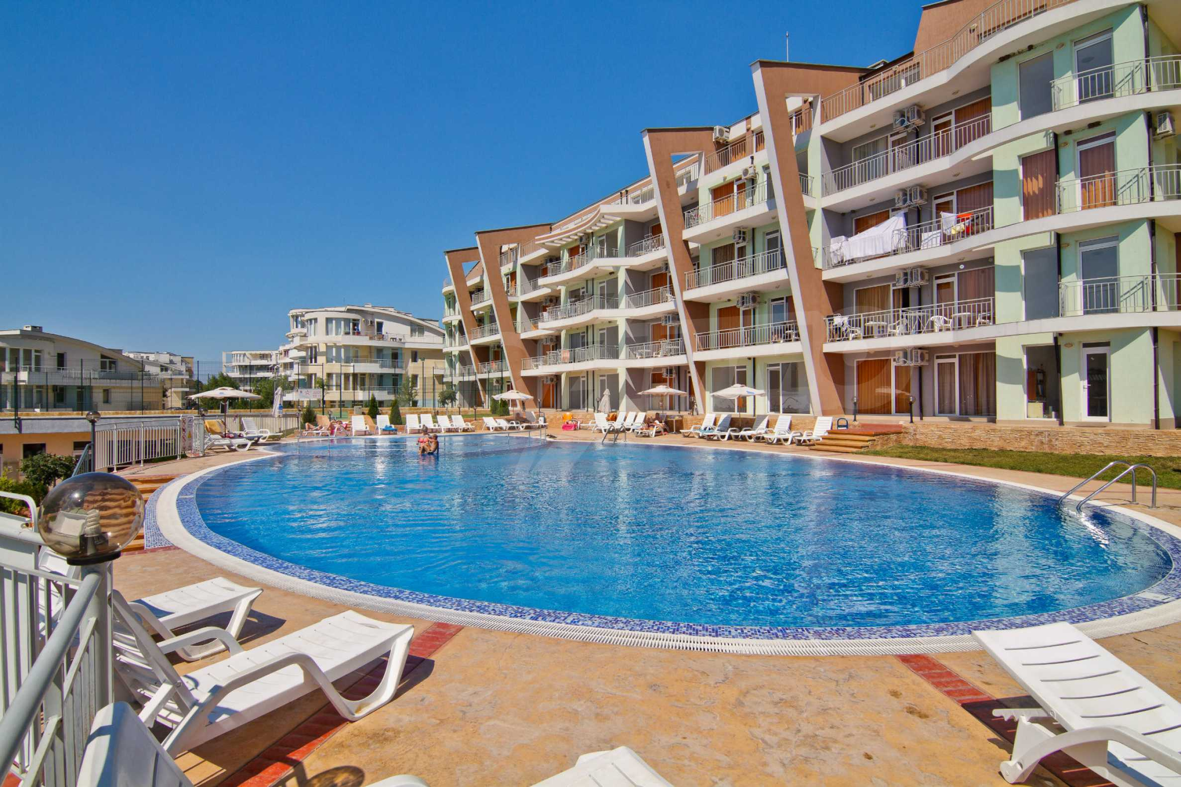 Apartments for sale in Sunset Kosharitsa complex near Sunny Beach 13