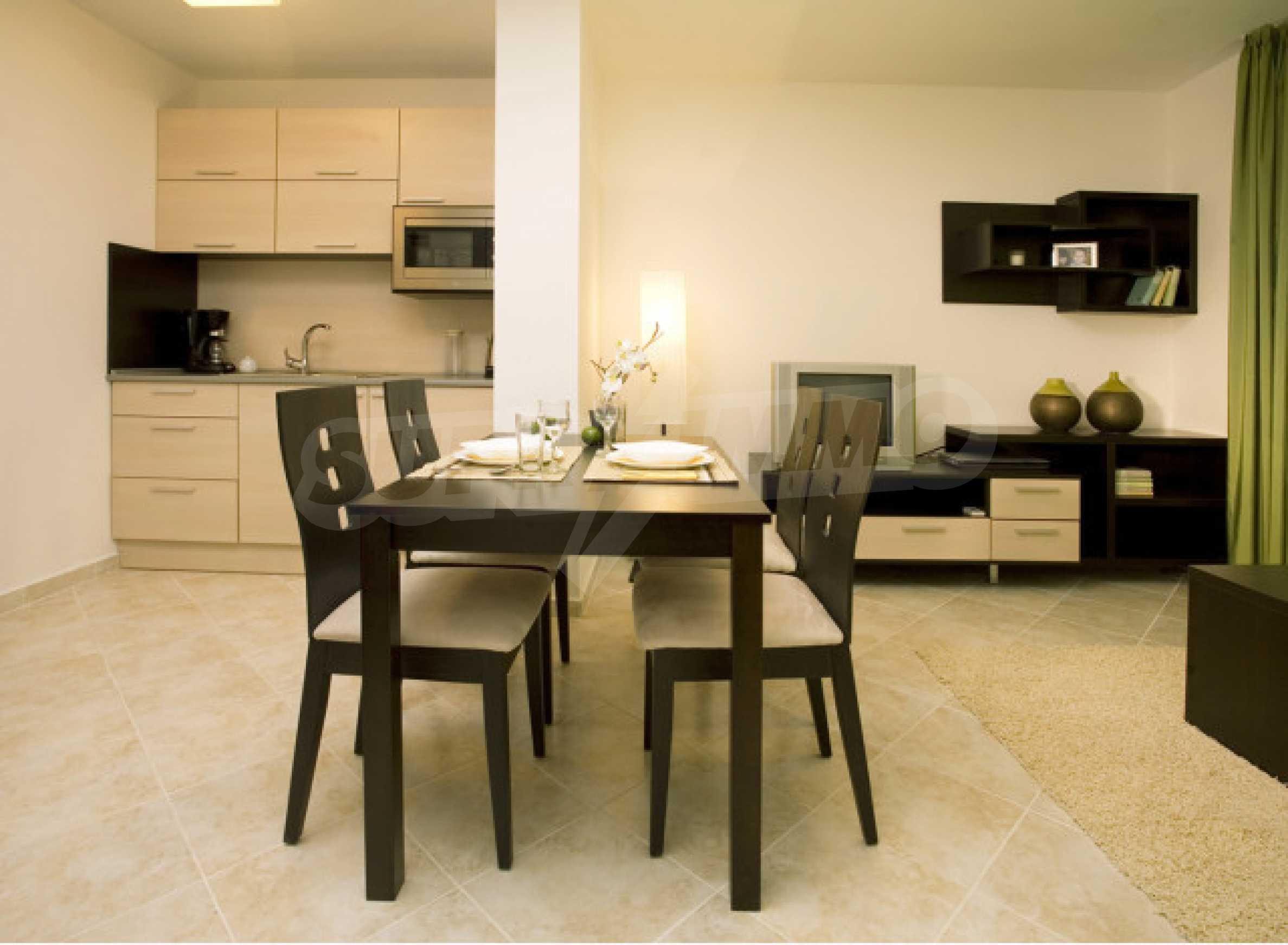 Sunset Kosharitsa - Apartments in einem attraktiven Berg- und Seekomplex, 5 Autominuten vom Sonnenstrand entfernt 52