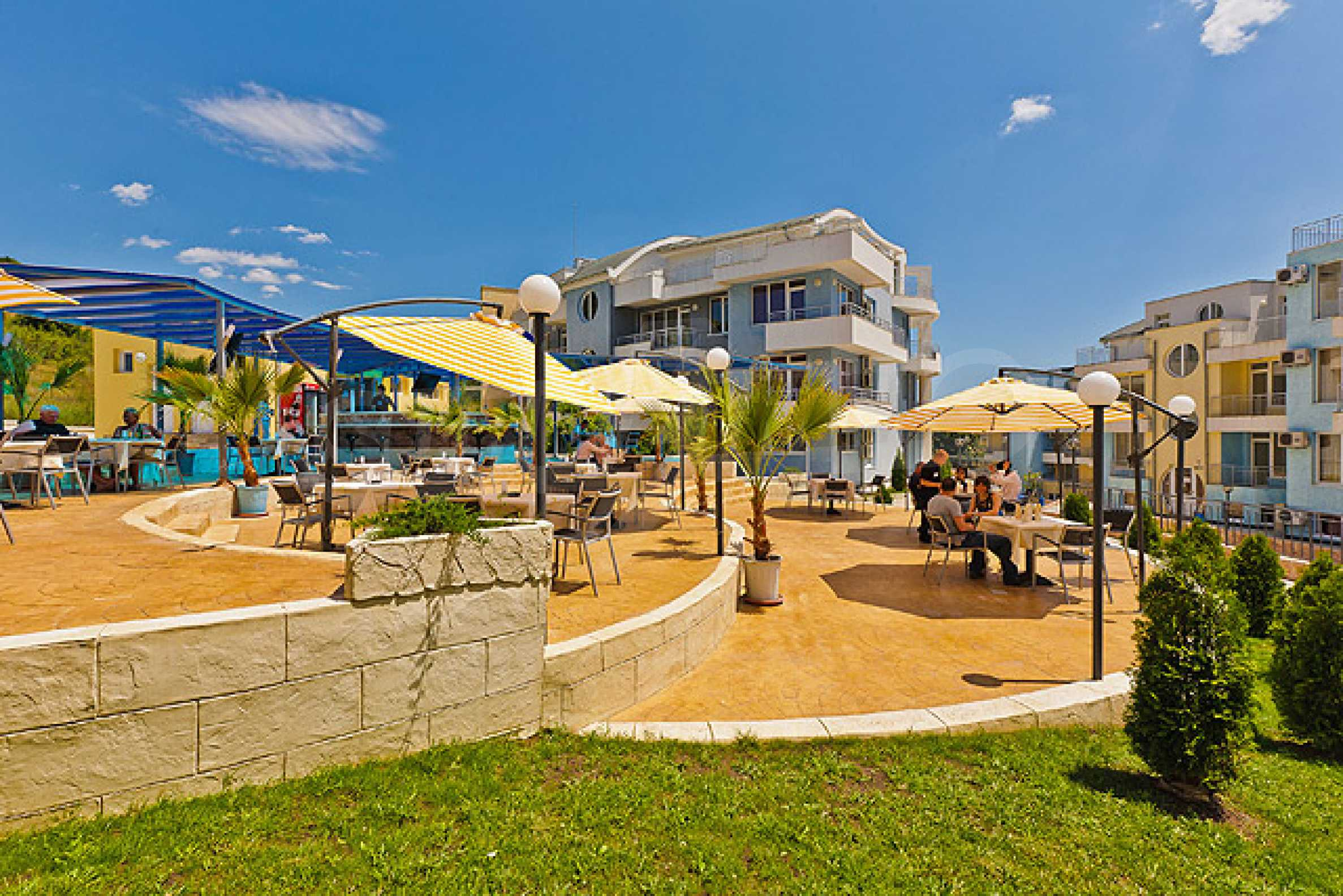 Apartments for sale in Sunset Kosharitsa complex near Sunny Beach 41
