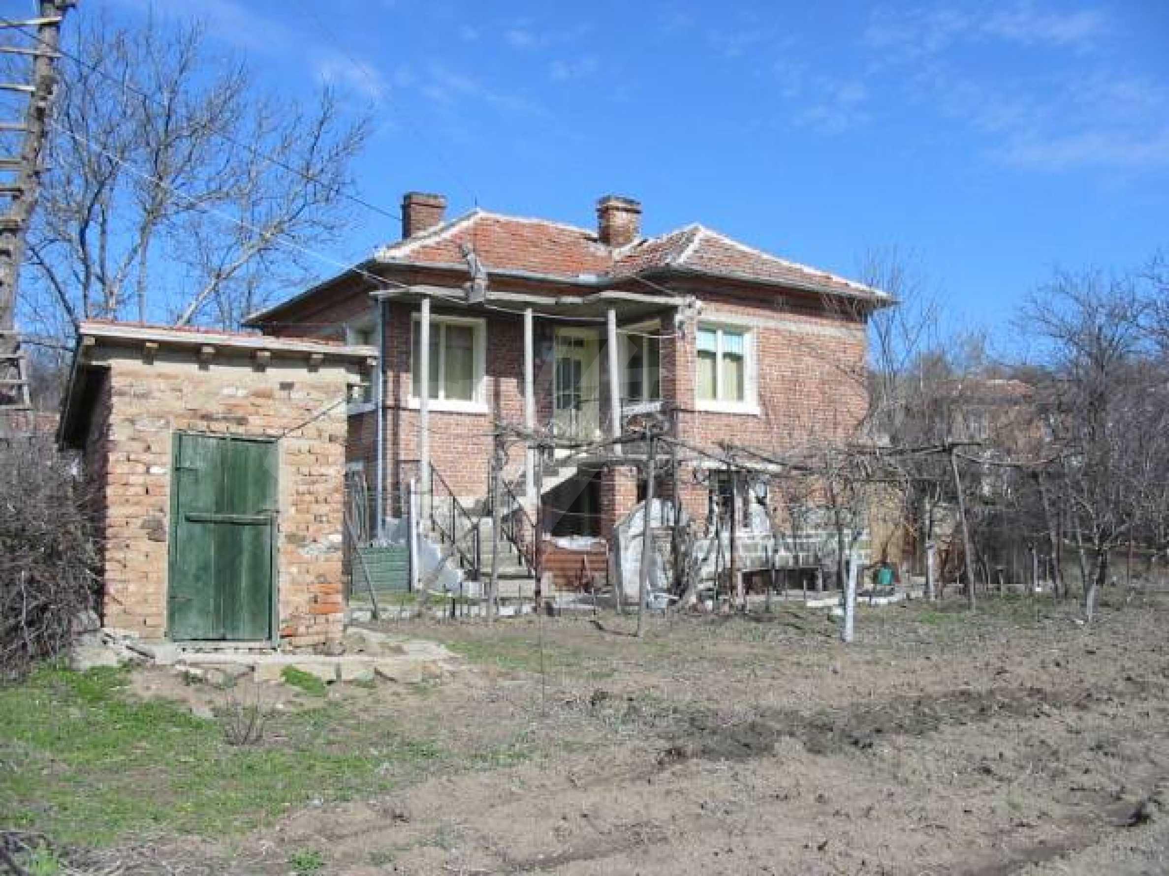 Rural property near Elhovo 1