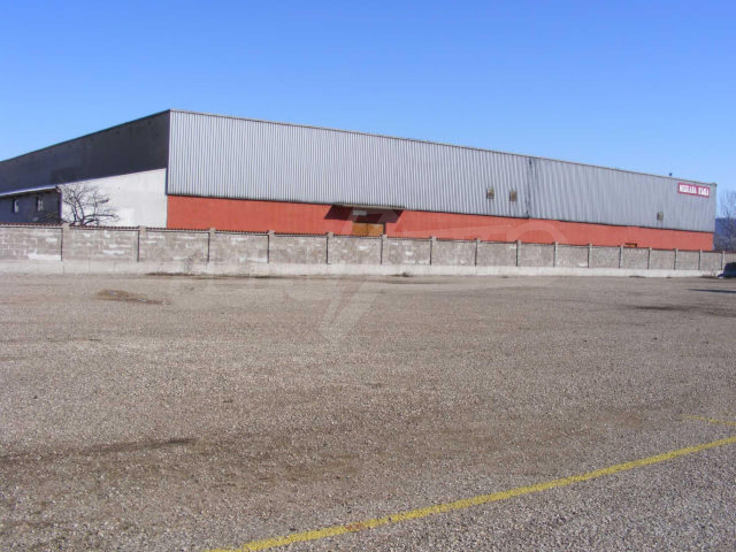Промышленная земля в г. Монтана 4