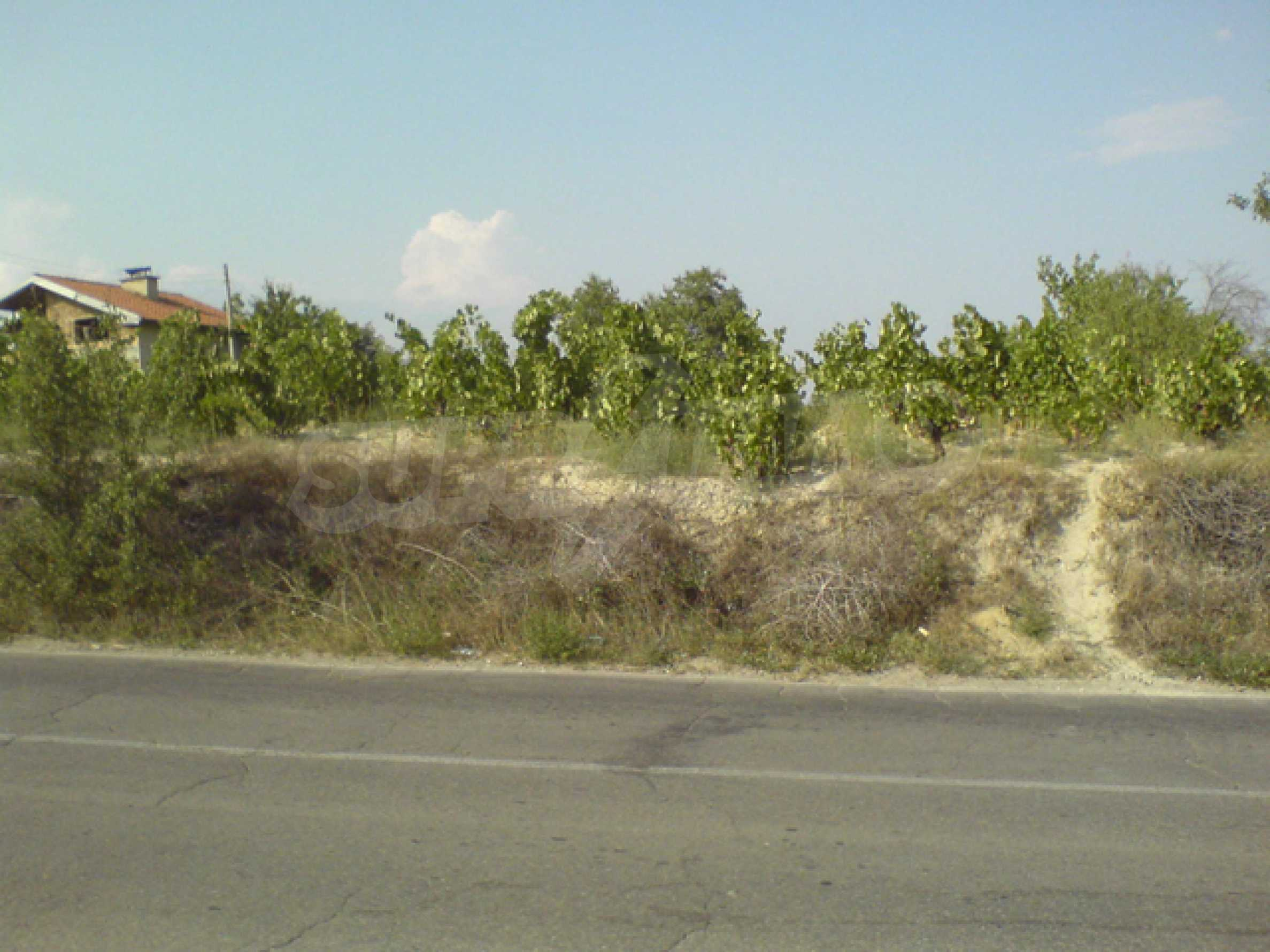 Regulated plot of land with sea view 5km away from Varna 5