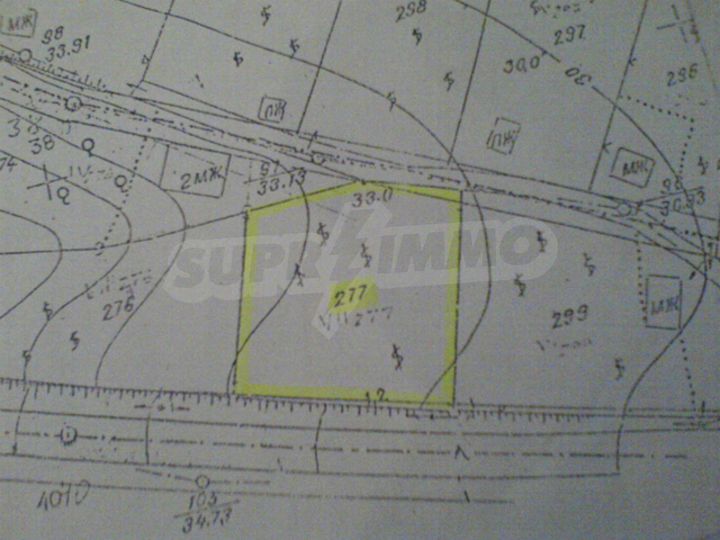 Regulated plot of land with sea view 5km away from Varna 6