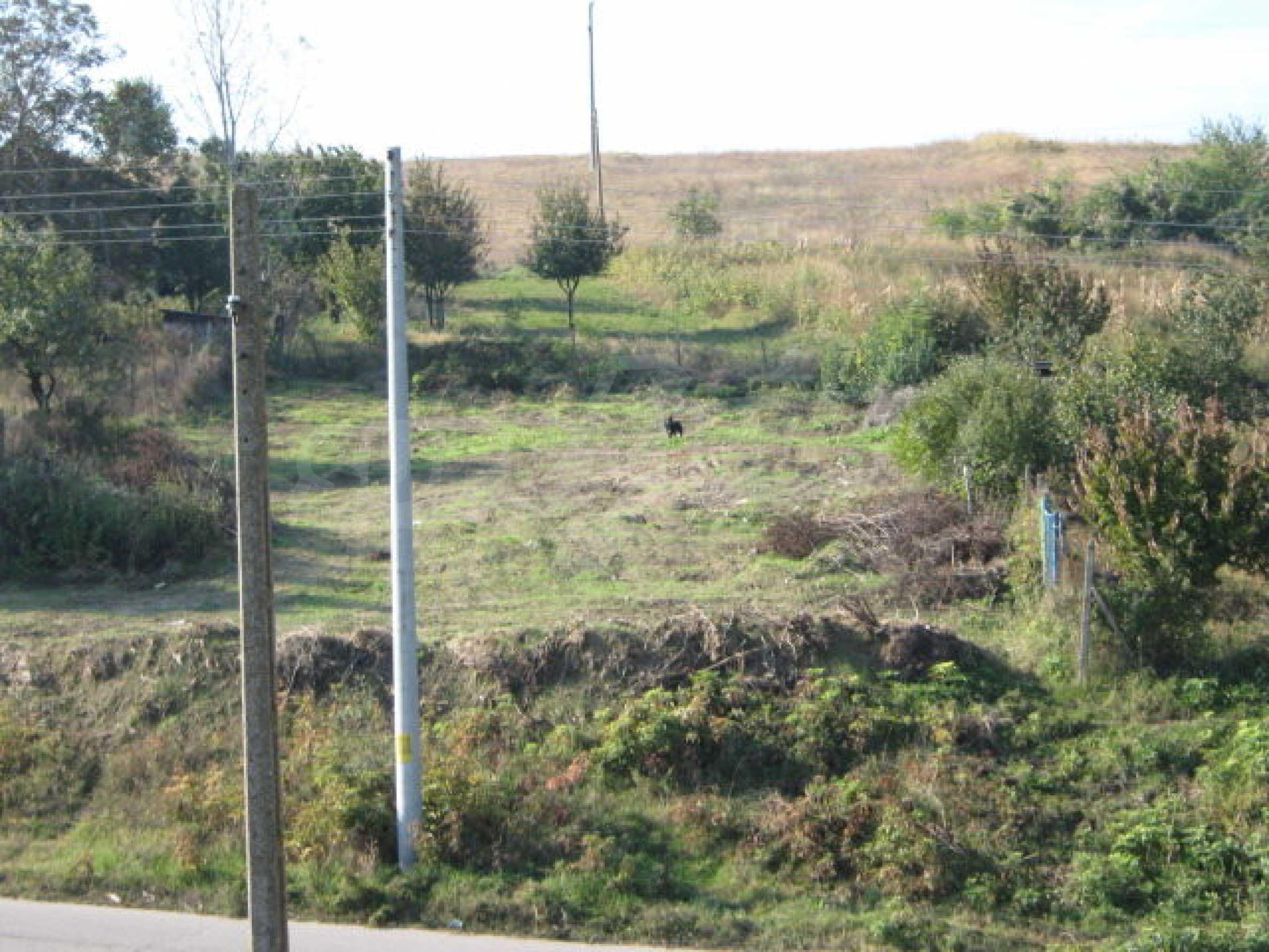 Инвестиционная земля вблизи г. Видин