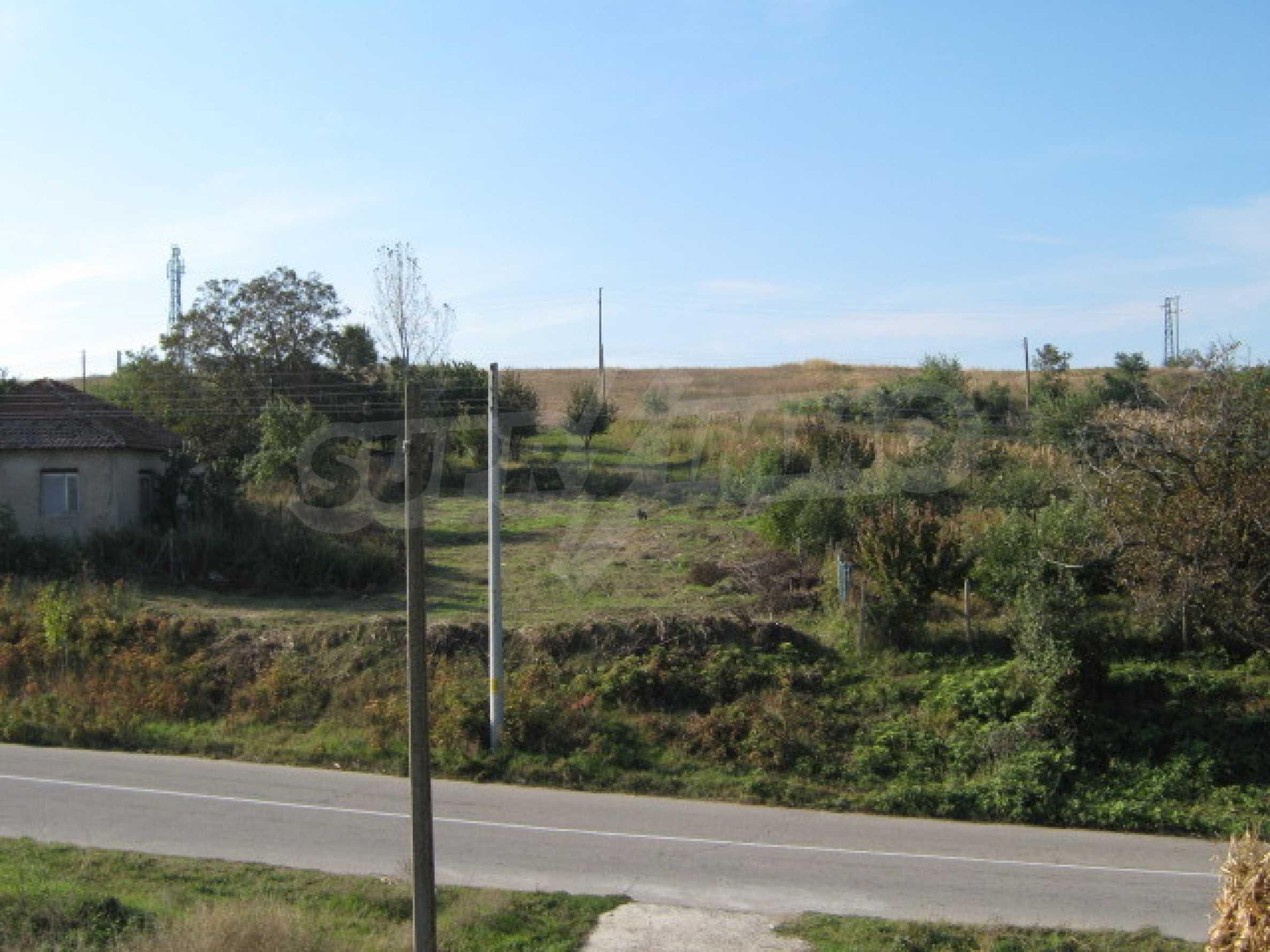 Инвестиционная земля вблизи г. Видин 2