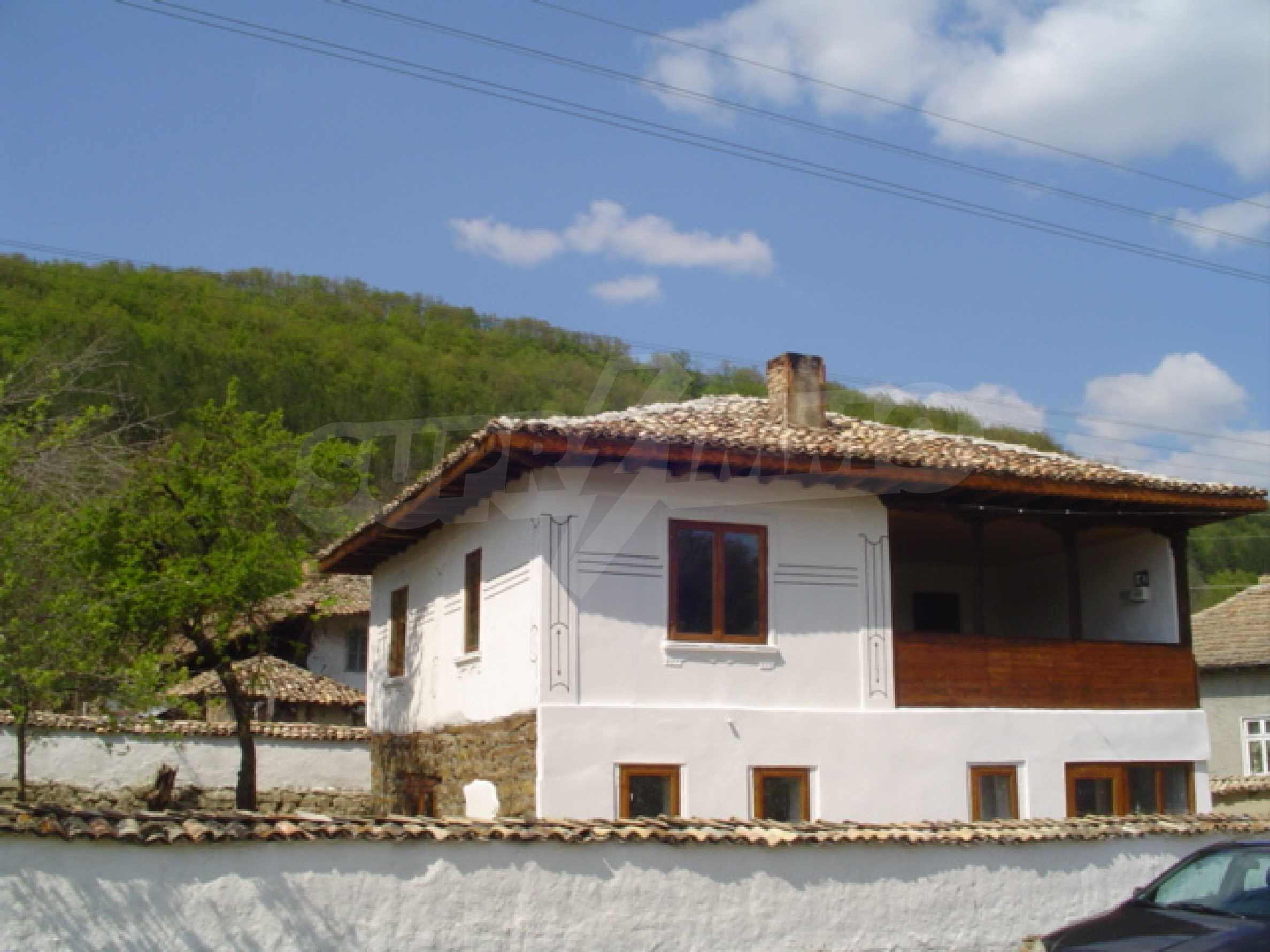 Newly renovated house near Popovo for sale