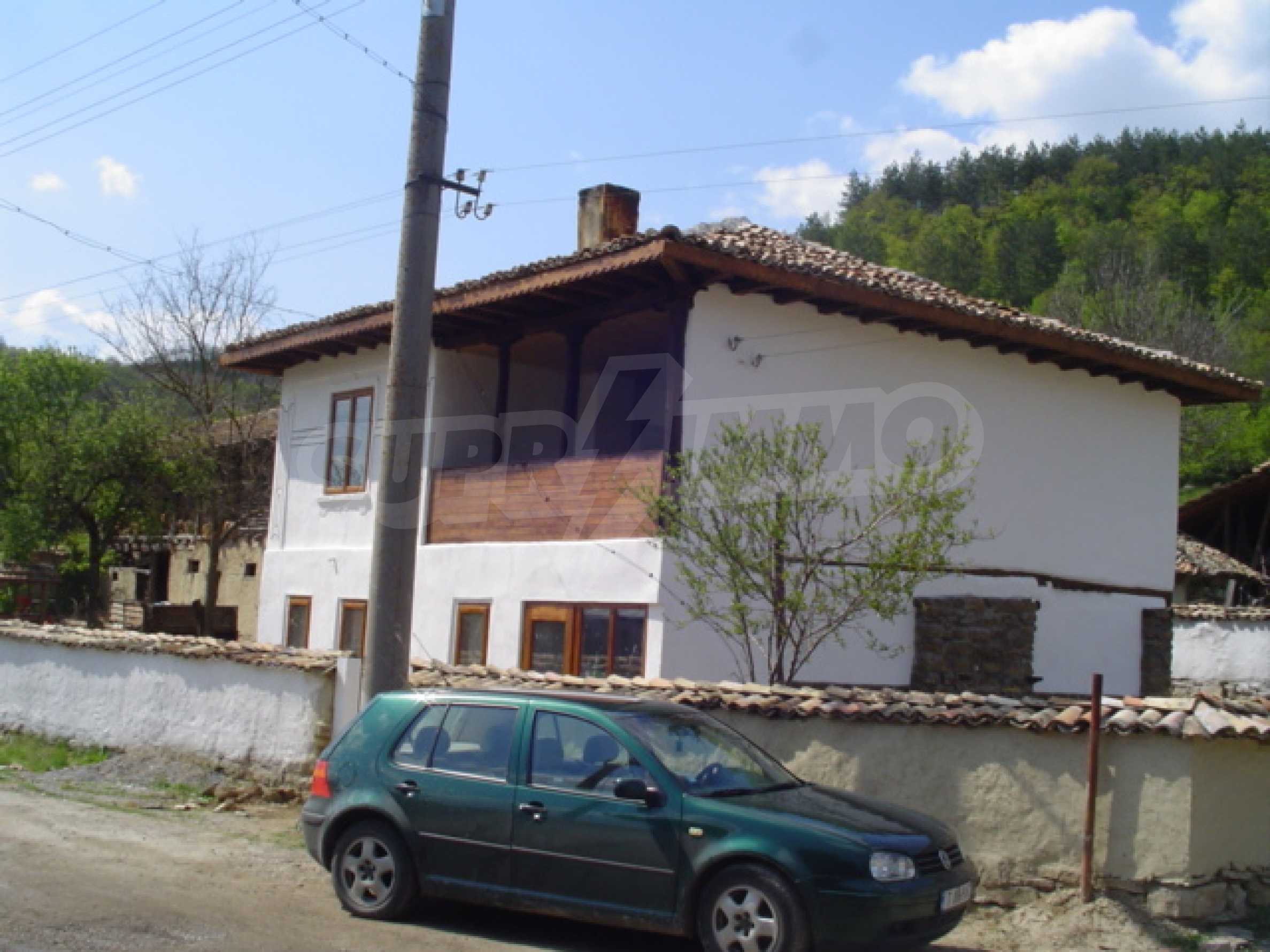 Newly renovated house near Popovo for sale 1