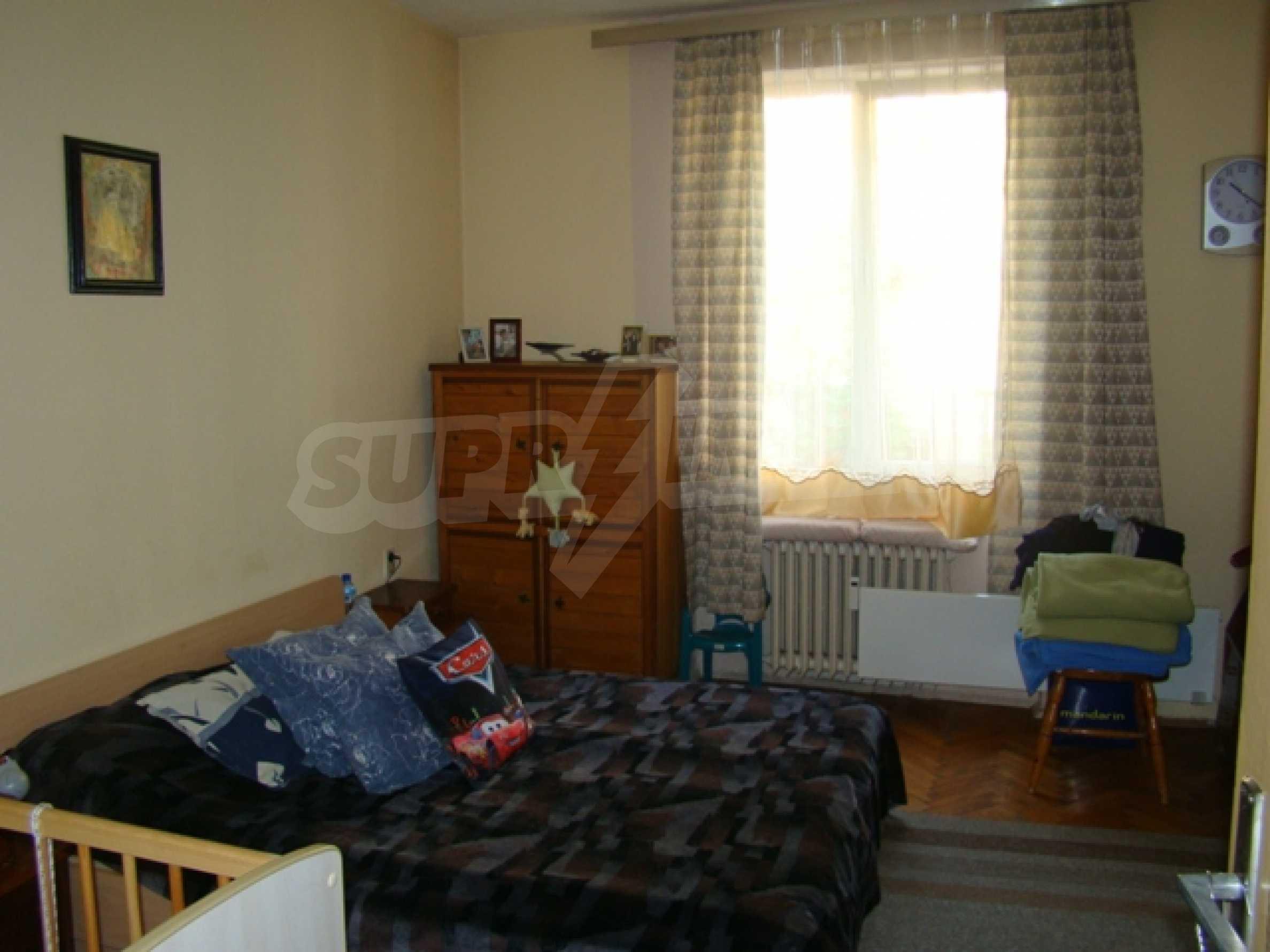 Двухкомнатная квартира в г. София 1