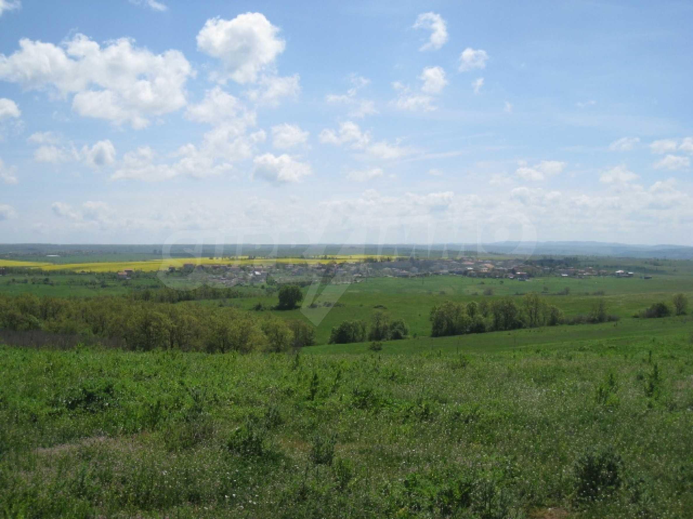 Продажа земли вблизи г. Бургаса