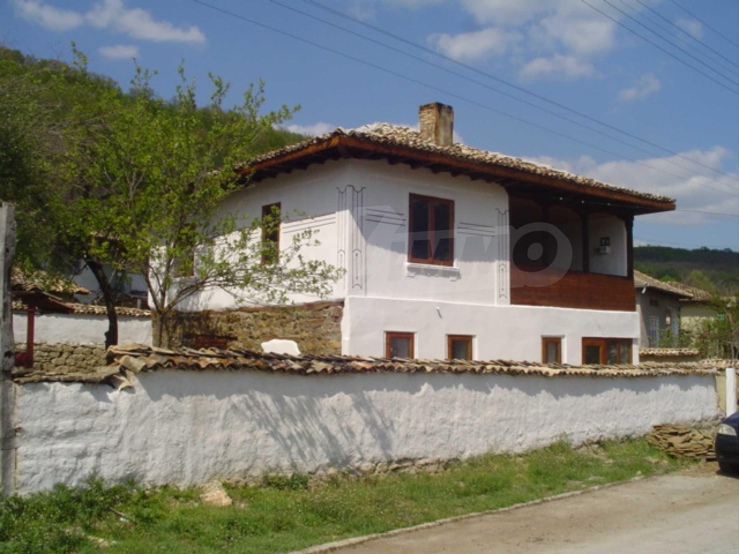 Къща в Марчино