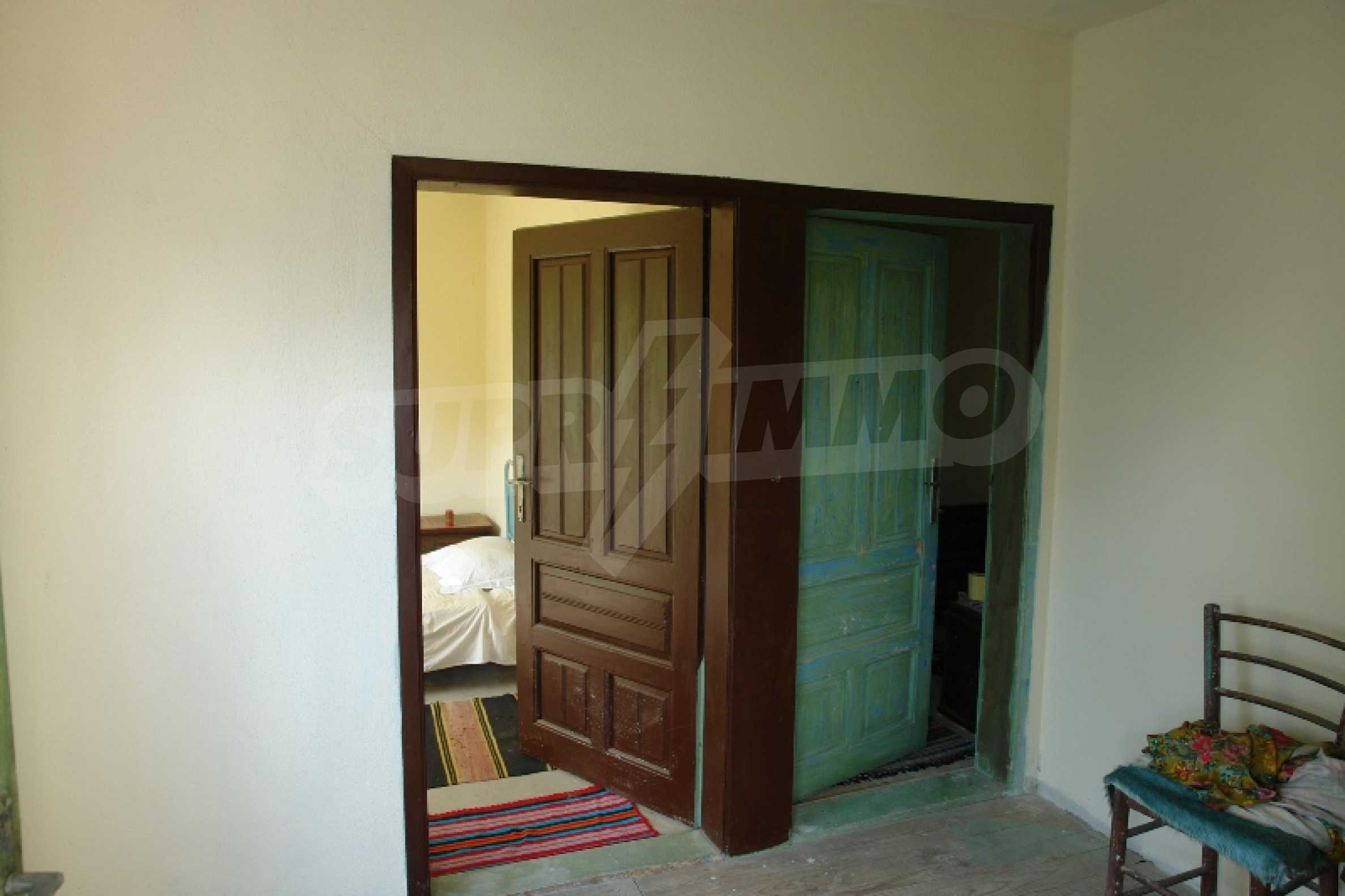 One-storey 2-bedrooom house in Sadina village, Ruse district 12