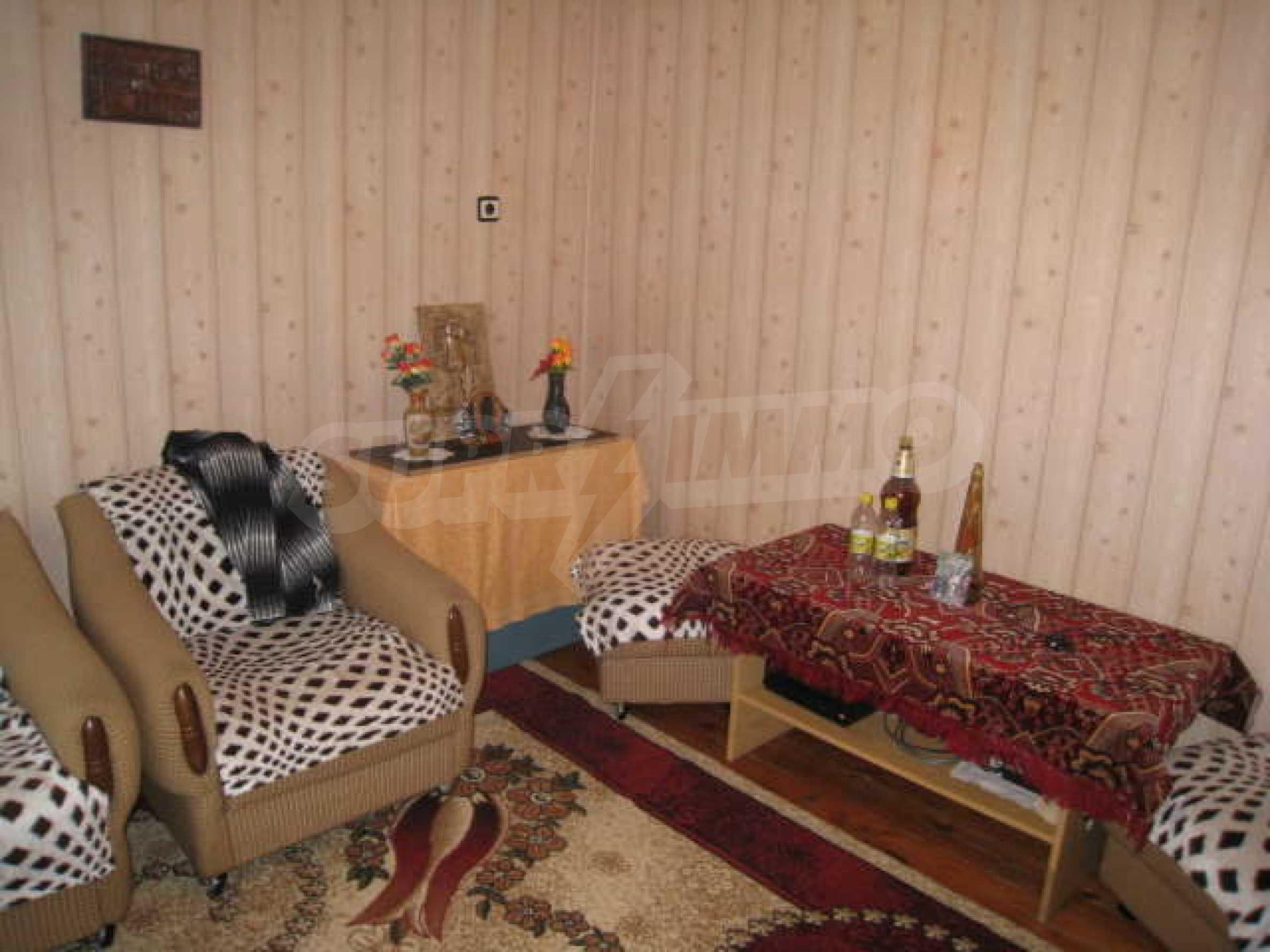 Просторный семейный дом в 30 км от Софии 13