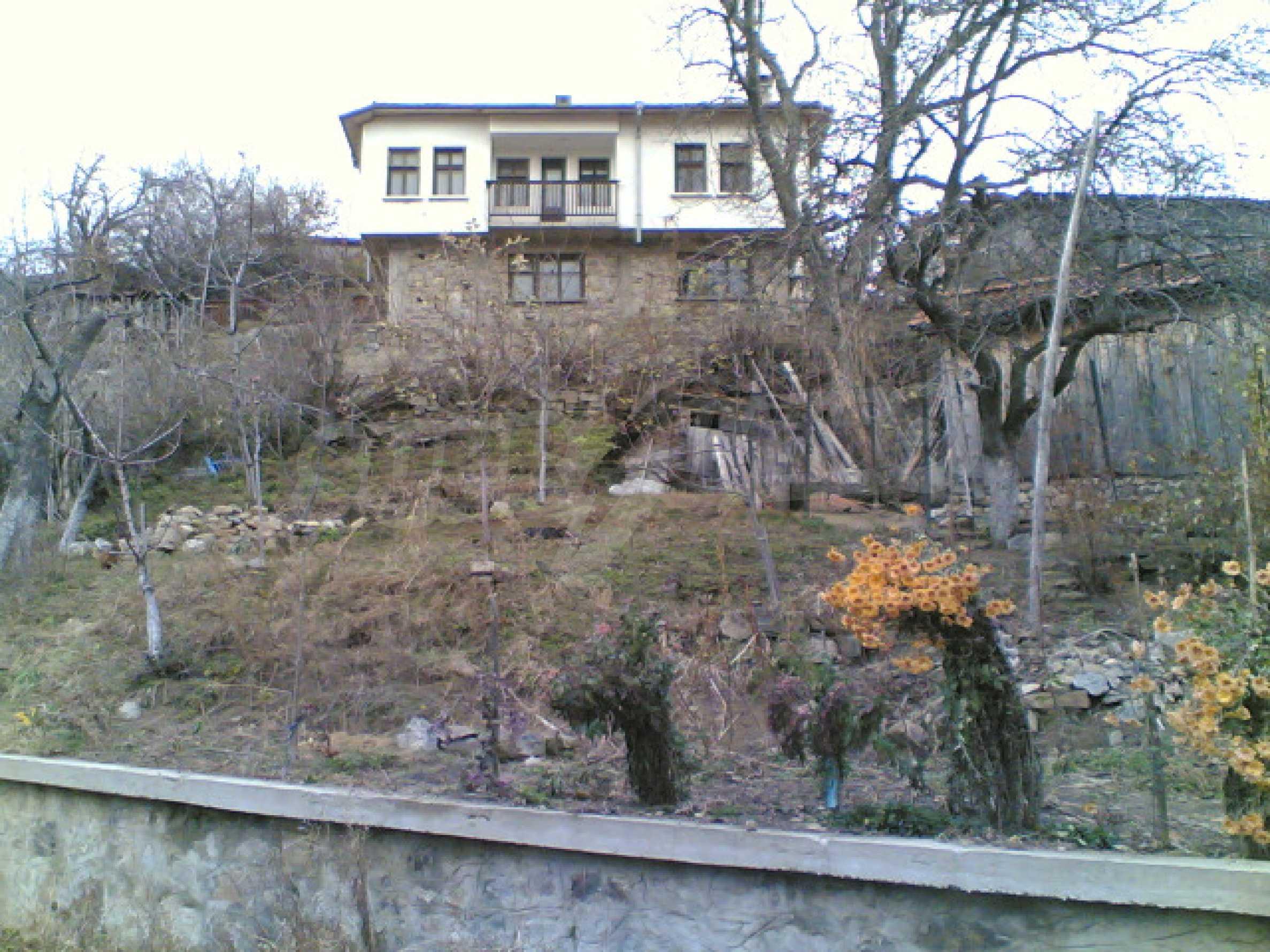 Solides Haus im Rhodopendorf Davidkovo 11