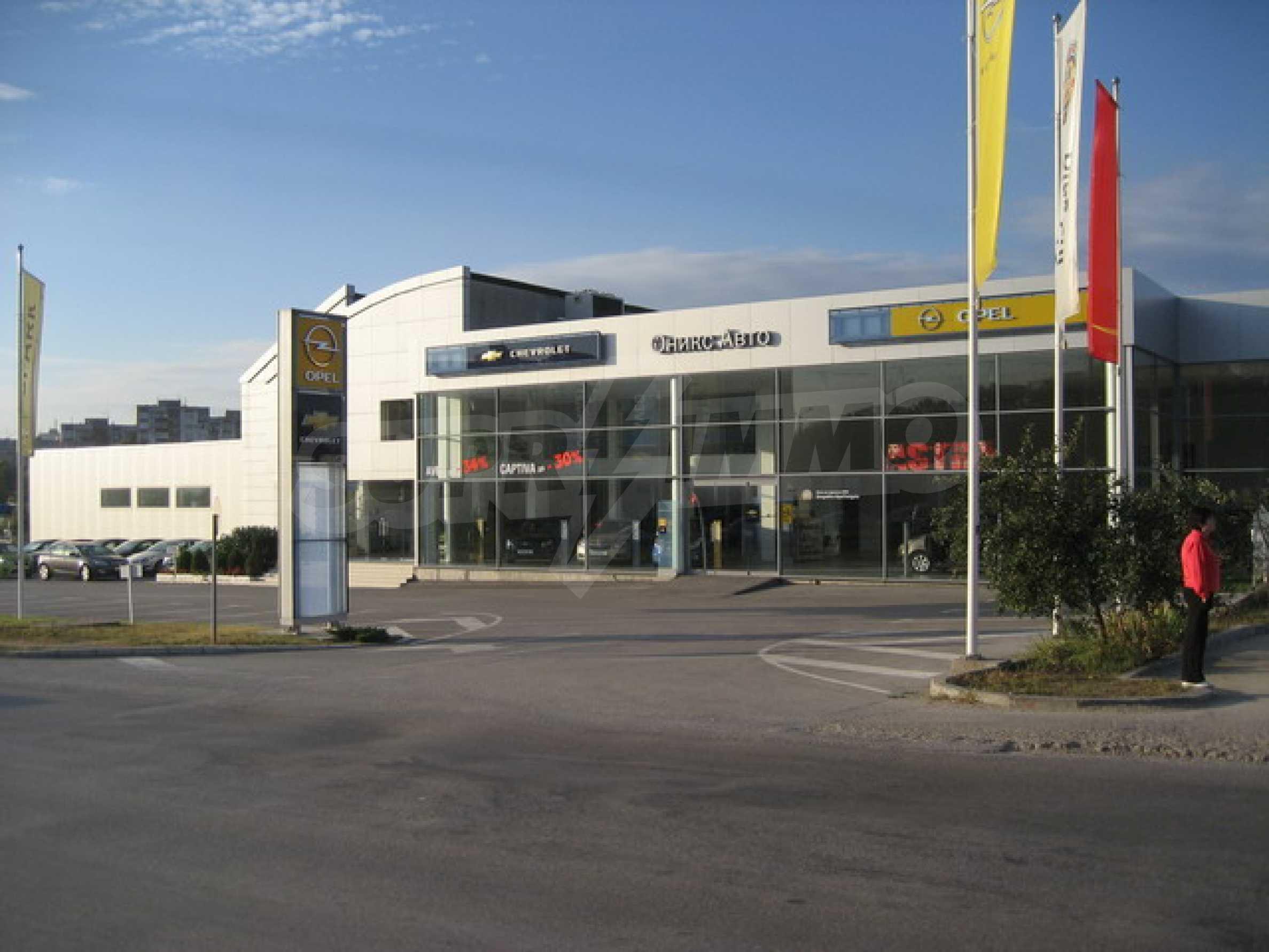 Земя на главен път София-Варна 12