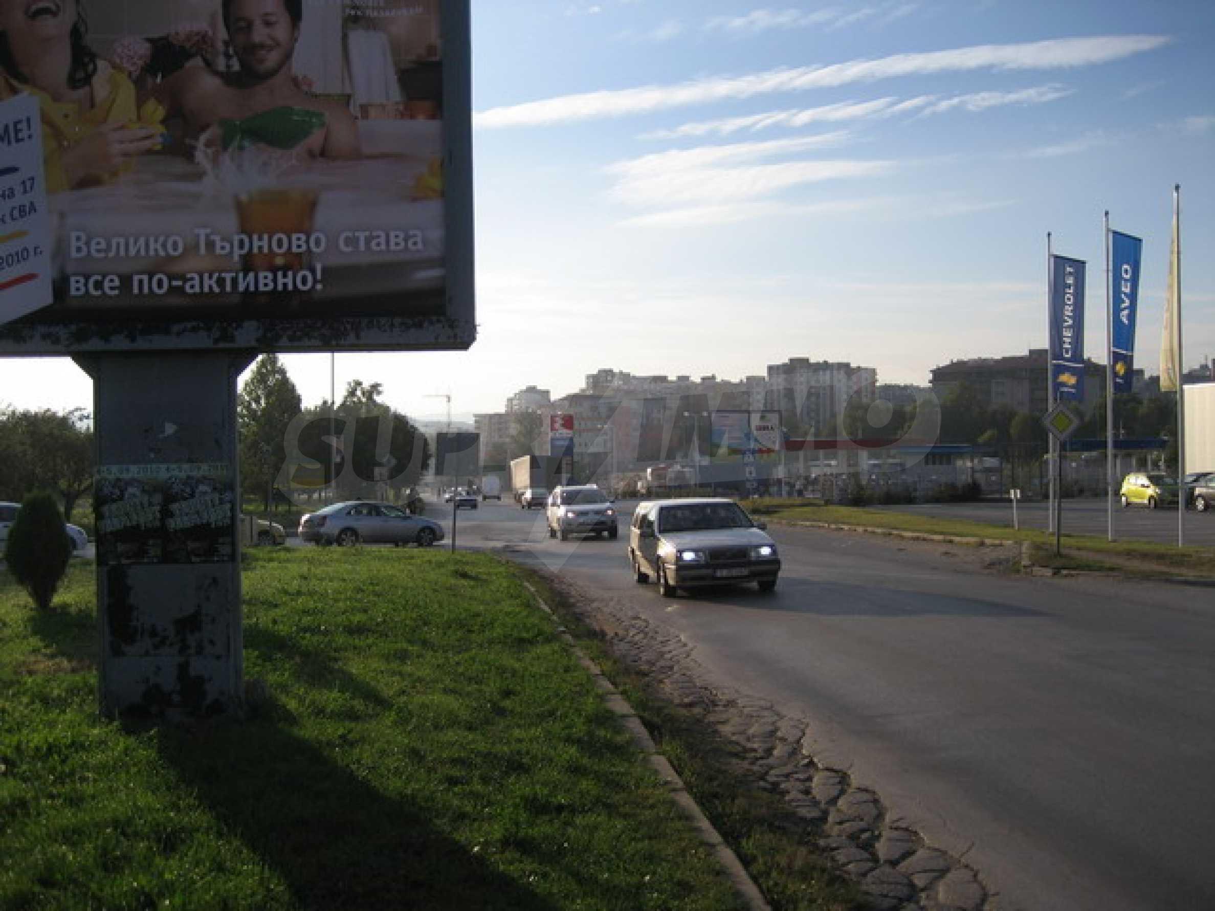 Земя на главен път София-Варна 4
