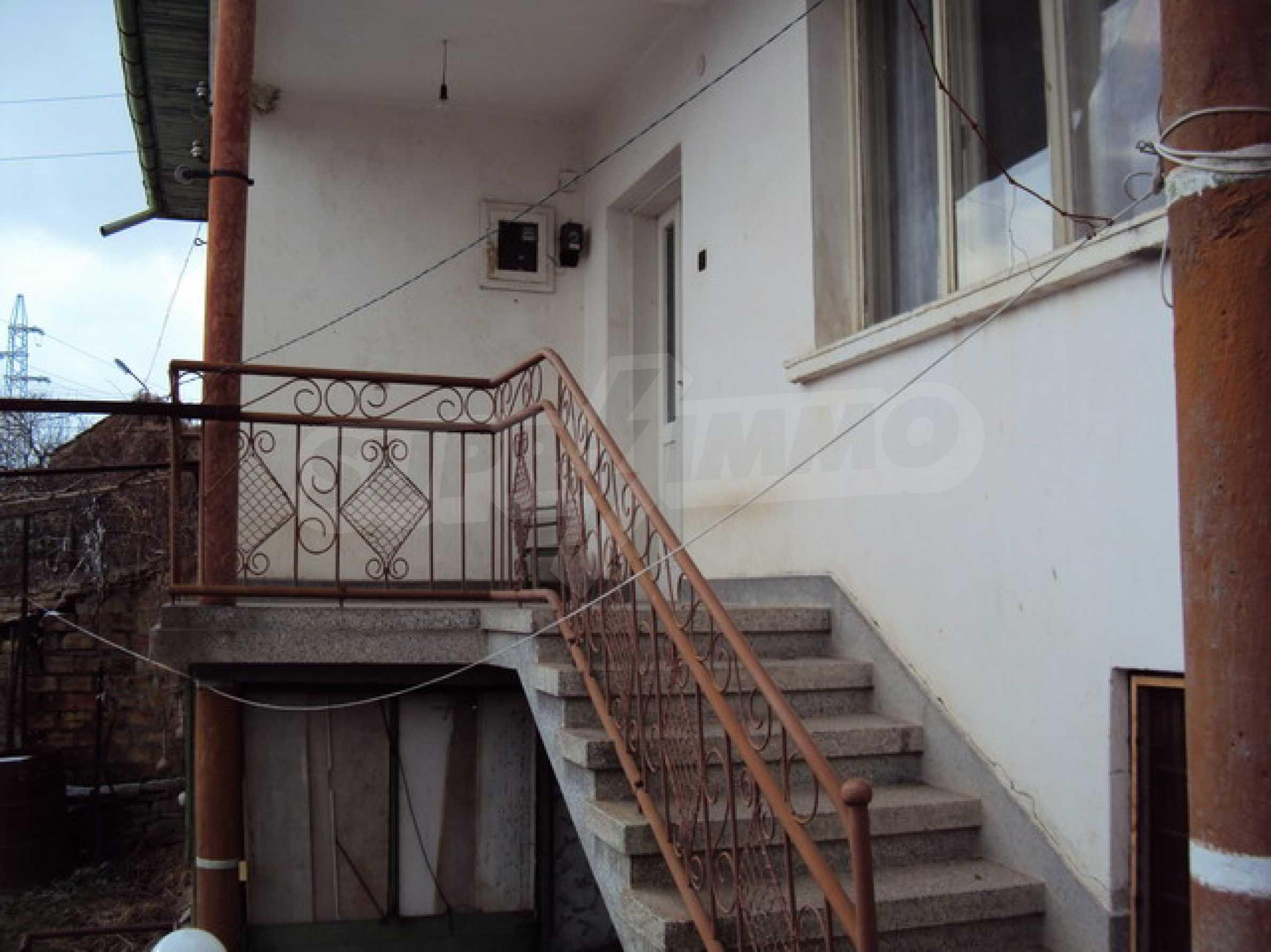 Typisch bulgarisches Haus 1