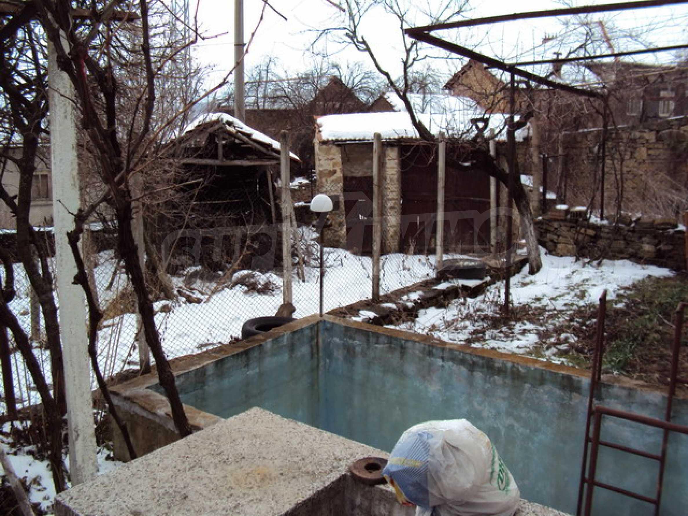 Typisch bulgarisches Haus 2