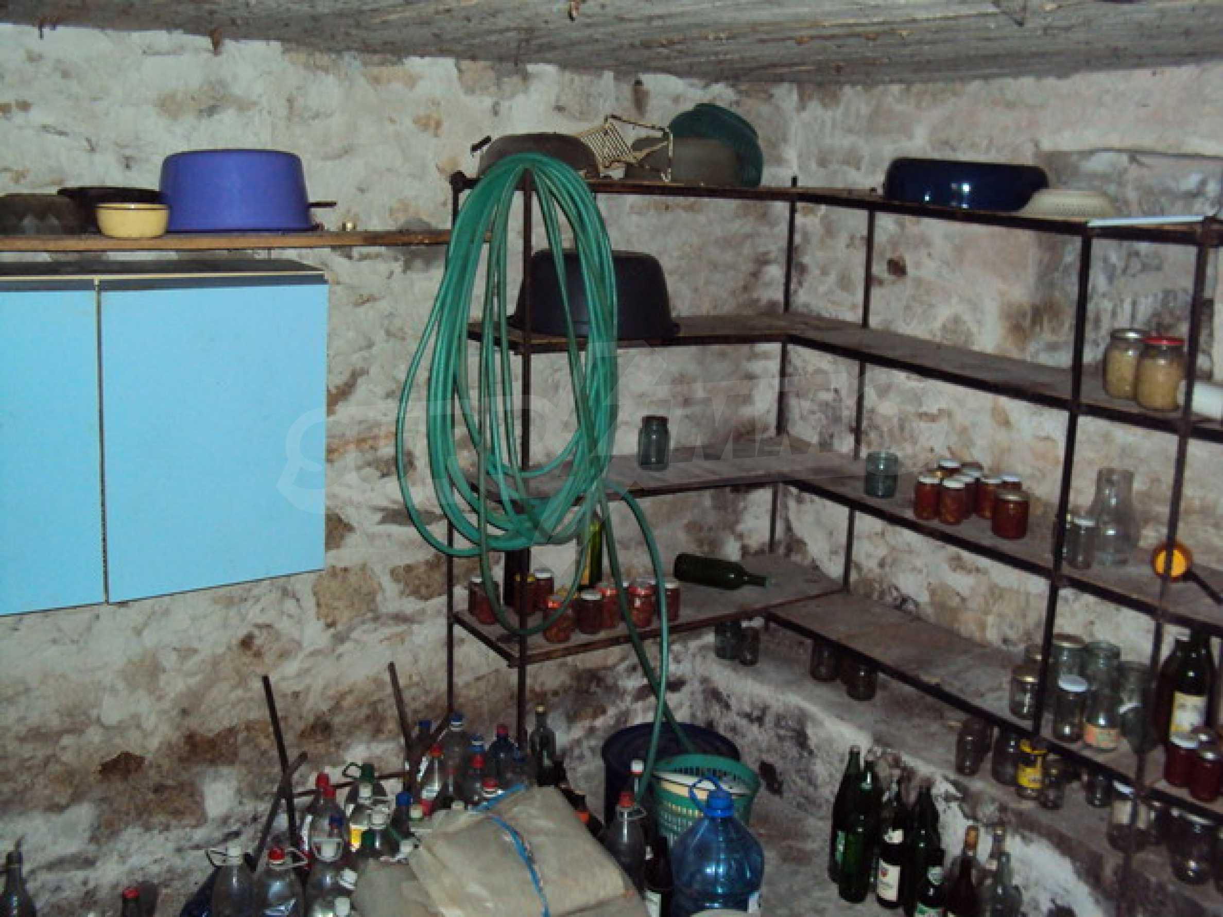 Typisch bulgarisches Haus 5