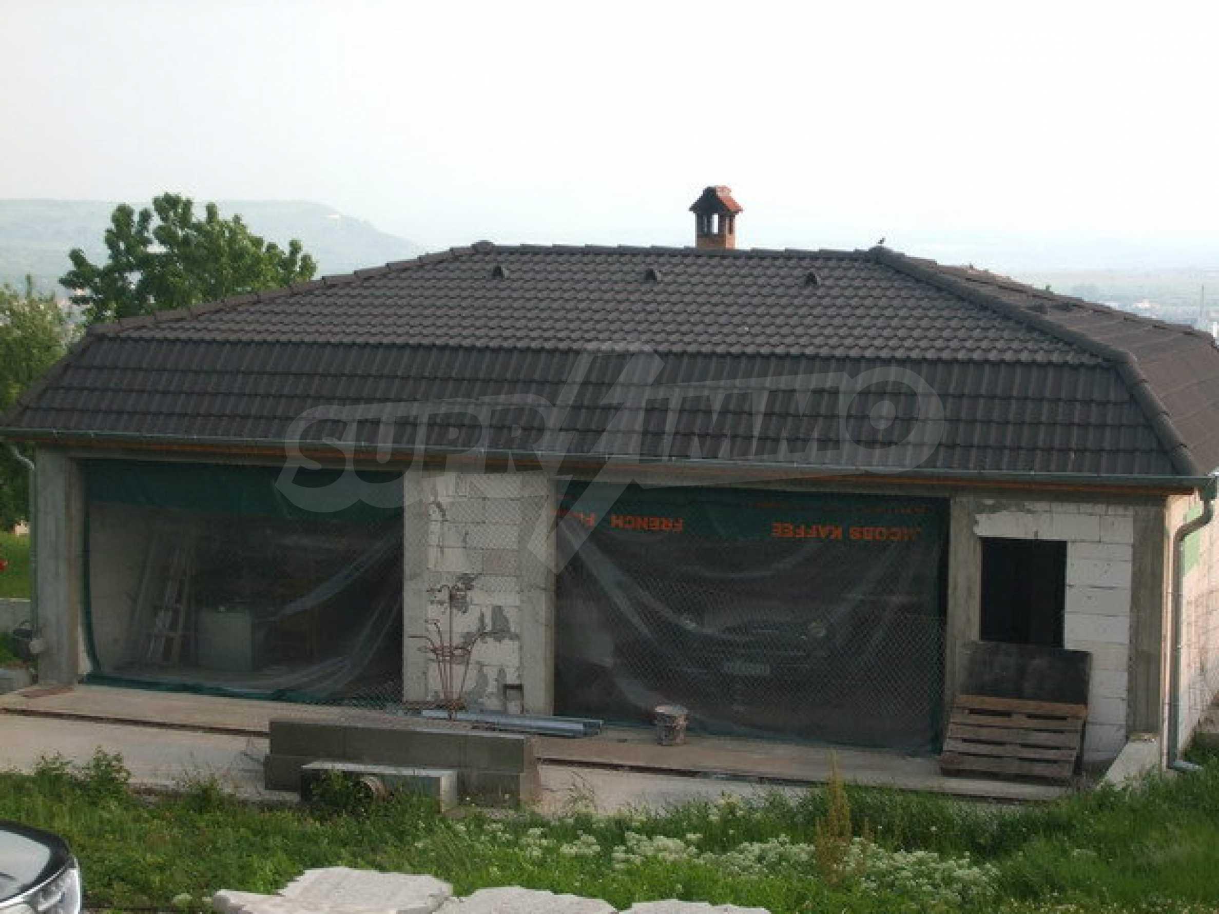 Новопостроена къща във вилната зона на град Севлиево 2
