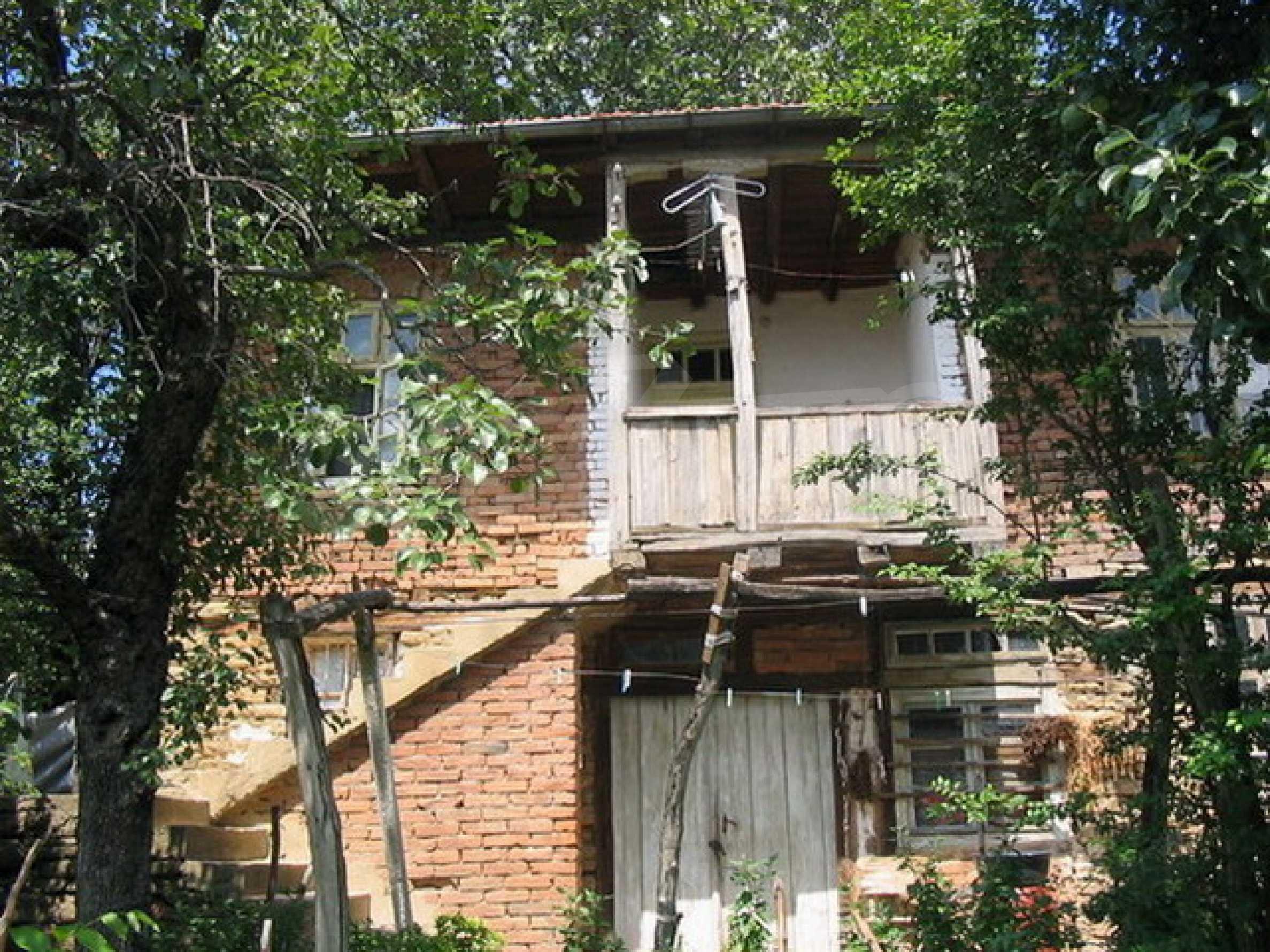 Къща в добре развито село