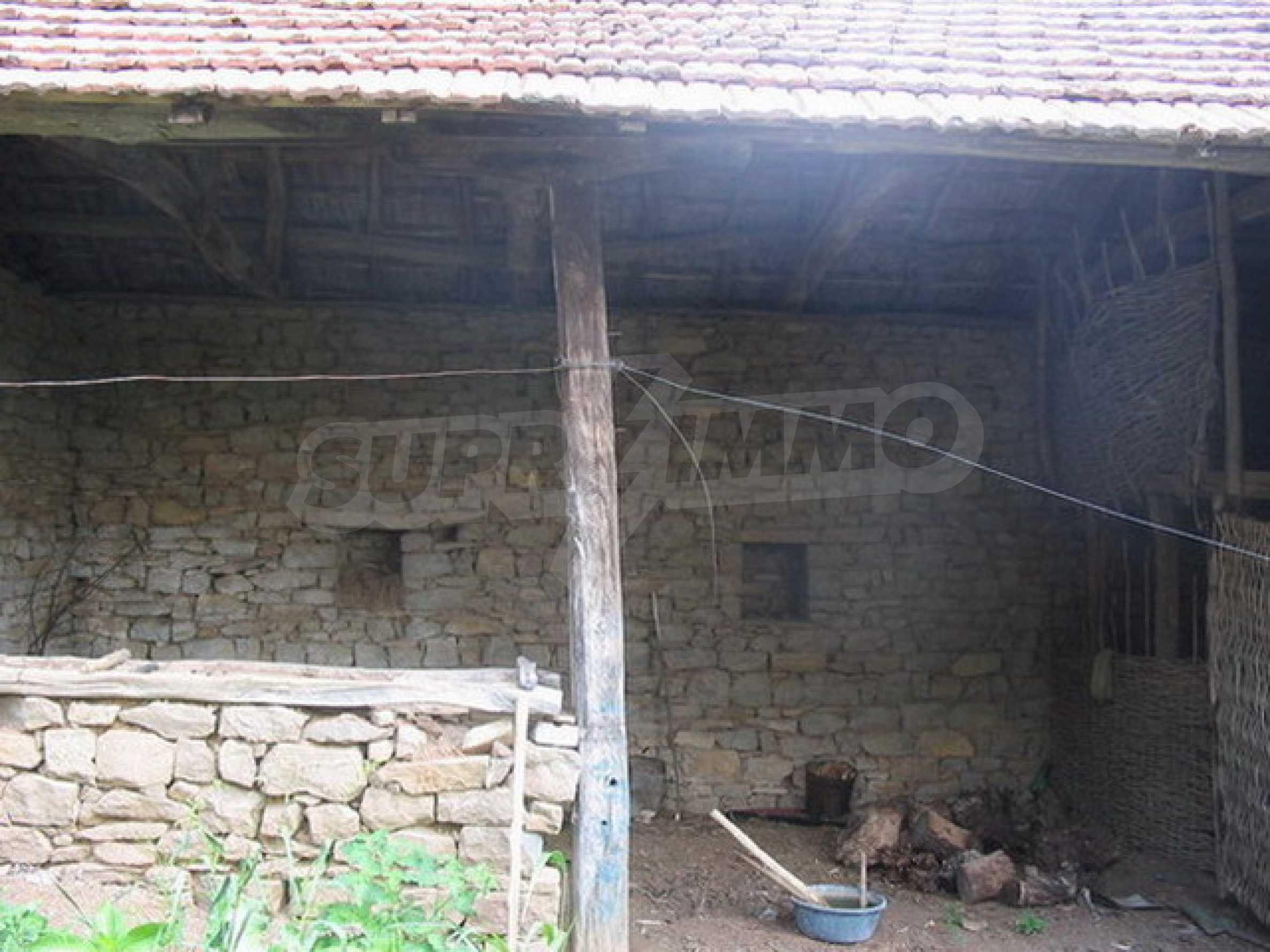 Къща в добре развито село 10