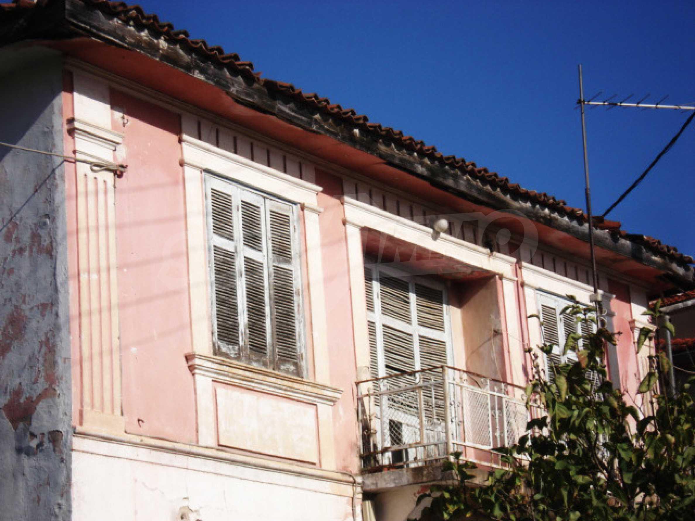 Къща  в  Стратони
