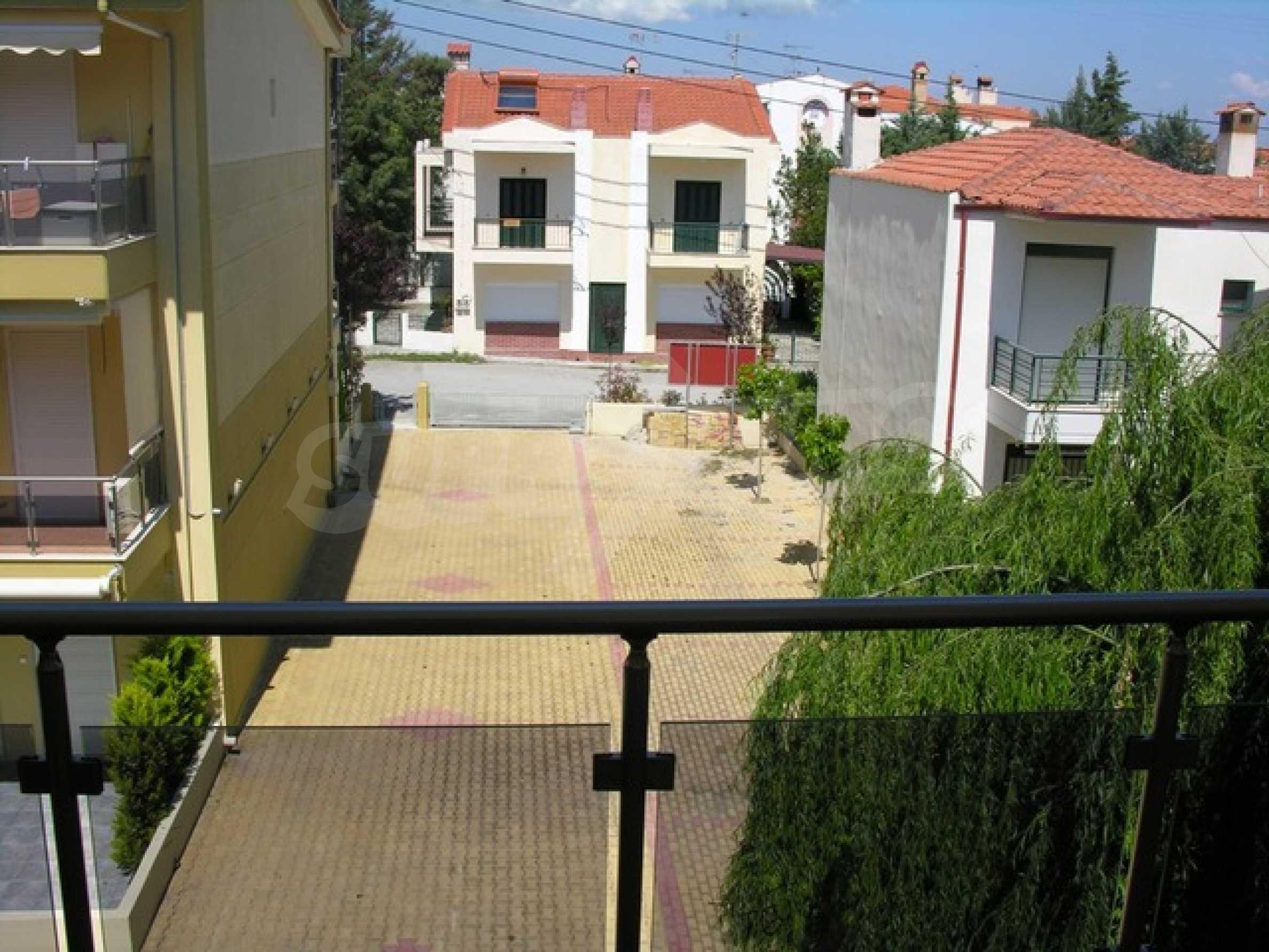 Апартамент  в  Полихроно 6