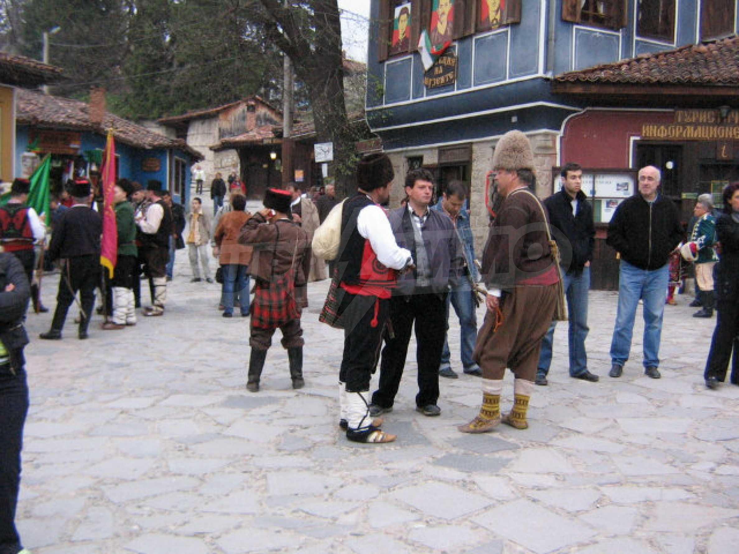 Regulated plot in unique town-museum Koprivshtitsa  10
