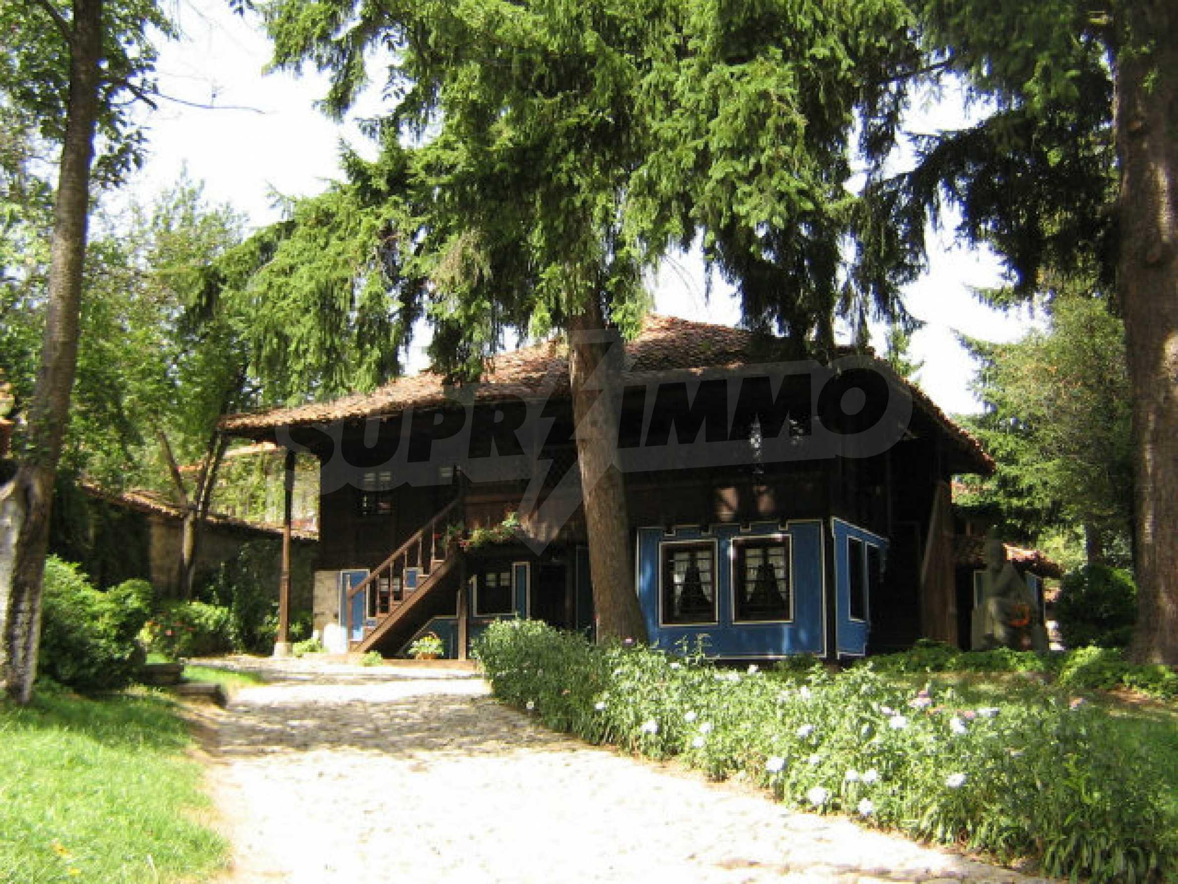Regulated plot in unique town-museum Koprivshtitsa  3