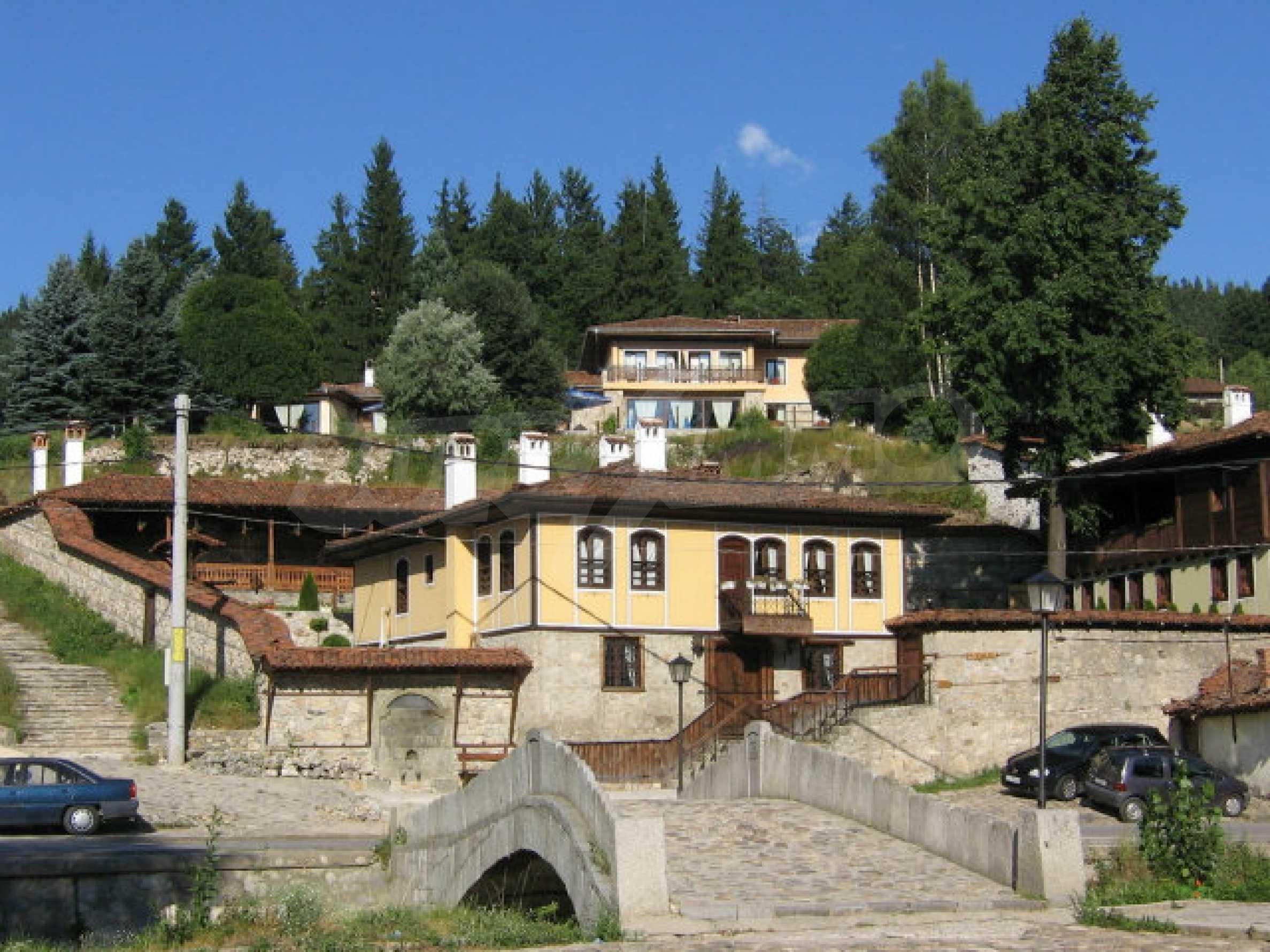 Regulated plot in unique town-museum Koprivshtitsa  7
