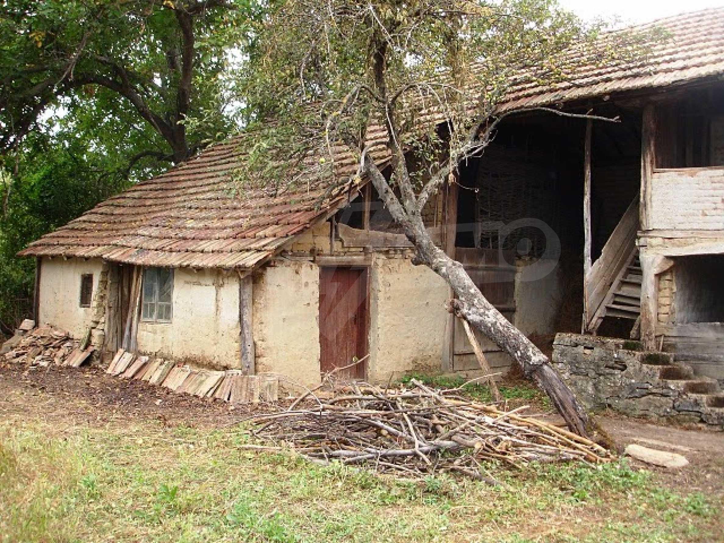 Селска къща в развито село 10