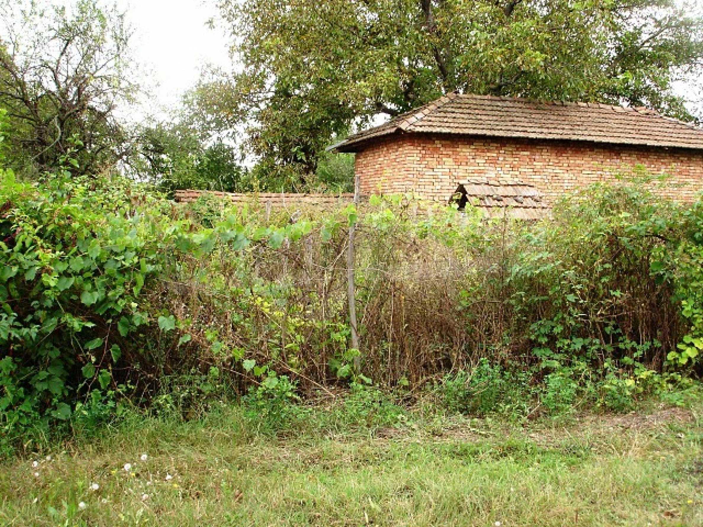 Селска къща в развито село 19