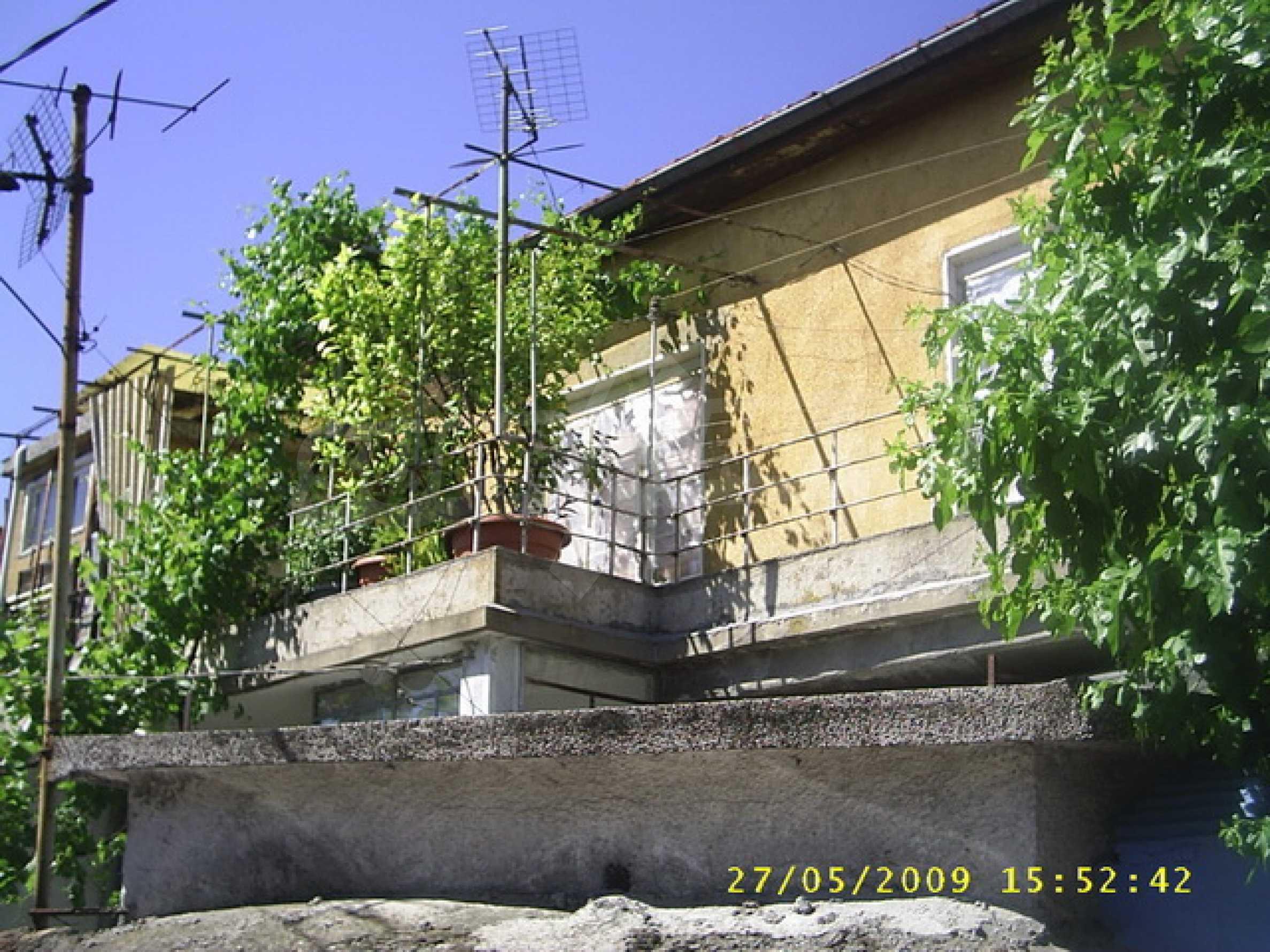 Второй этаж дома в городе Велико Тырново