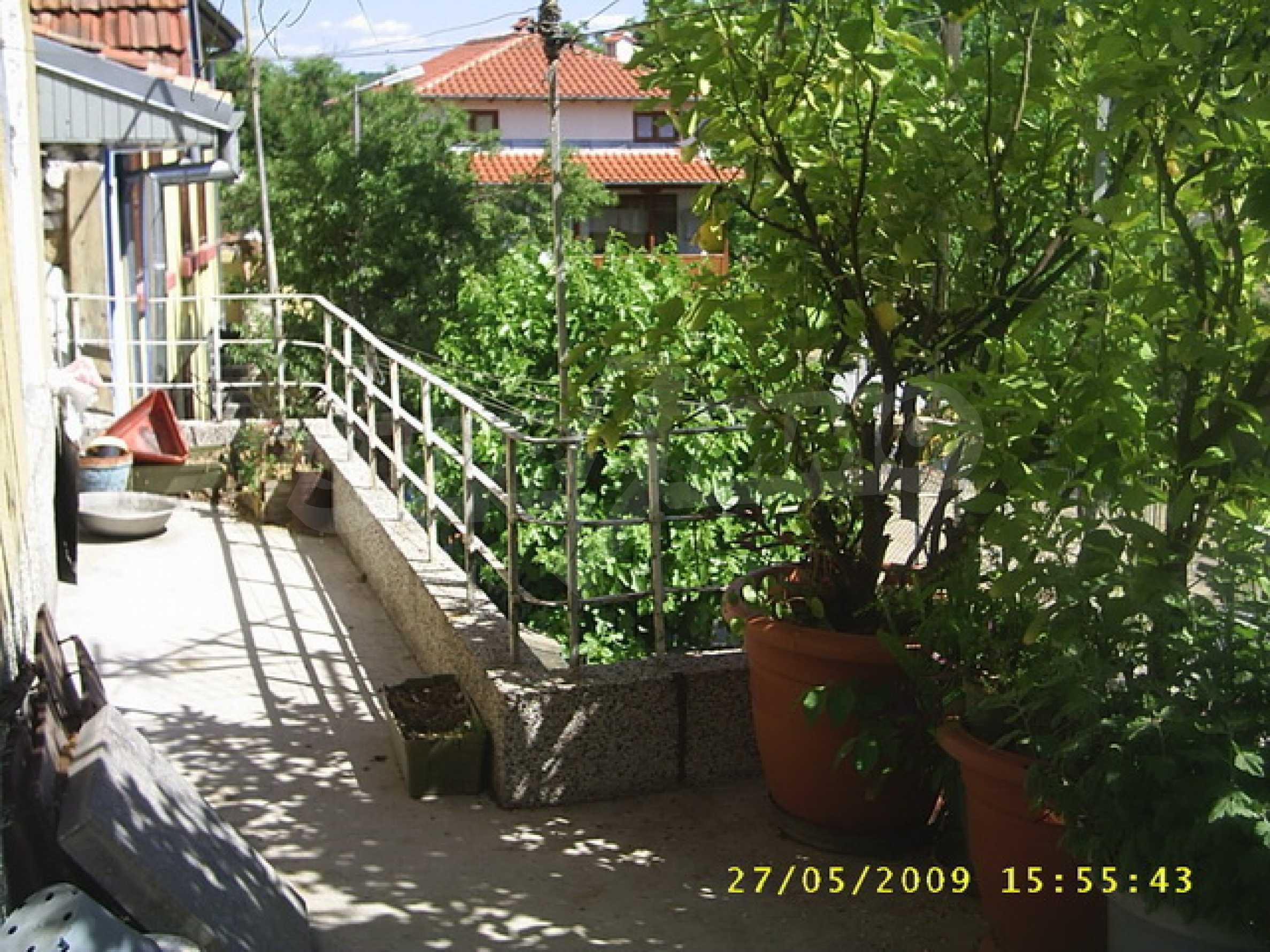 Второй этаж дома в городе Велико Тырново 7