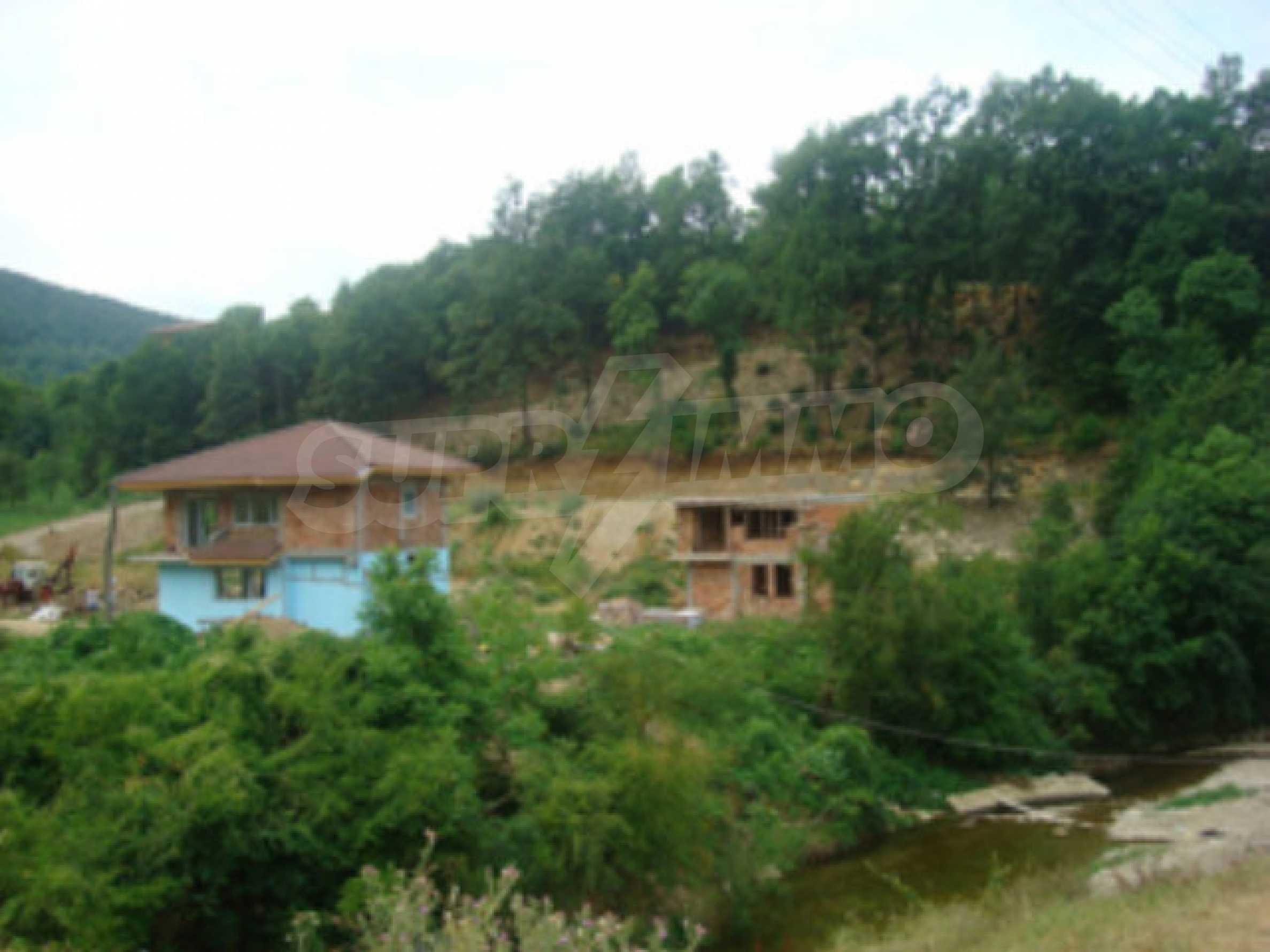 Проект дачного комплекса вблизи г.Тетевен 2