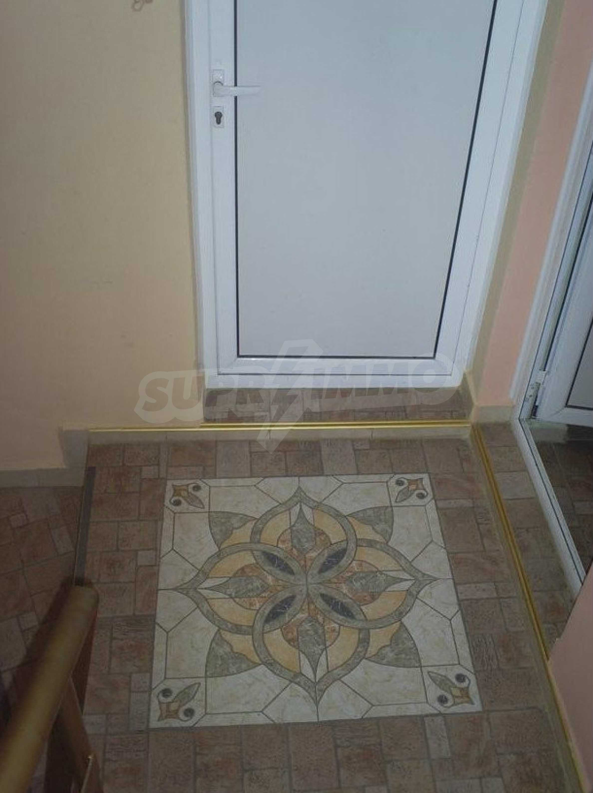 Floor of a house in central town of Troyan 10
