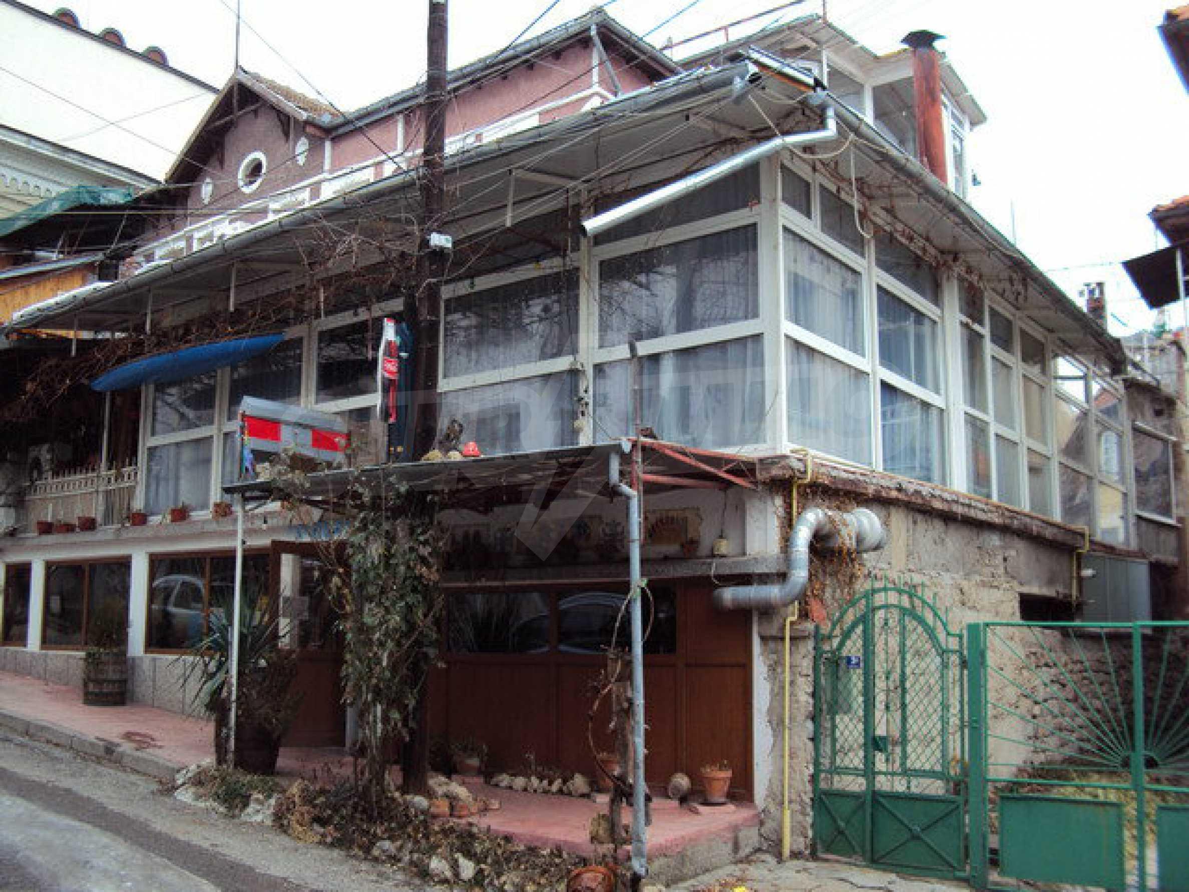 Three-storey house in the center of the old capital - Veliko Tarnovo
