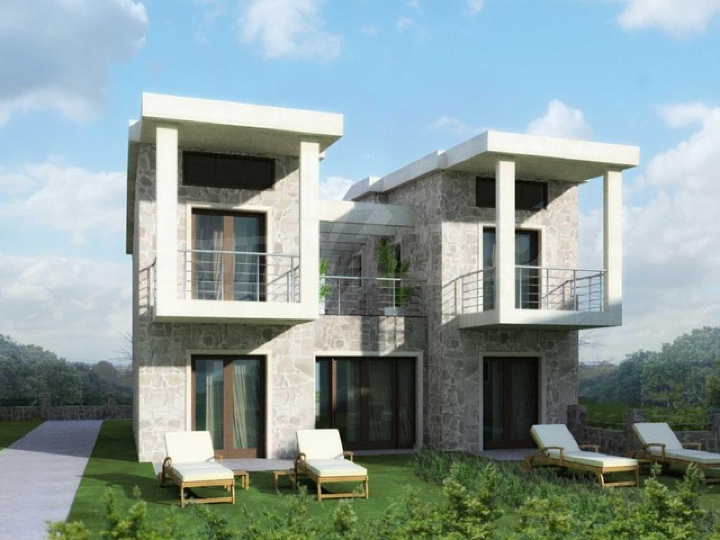 Къща  в  Никити 10