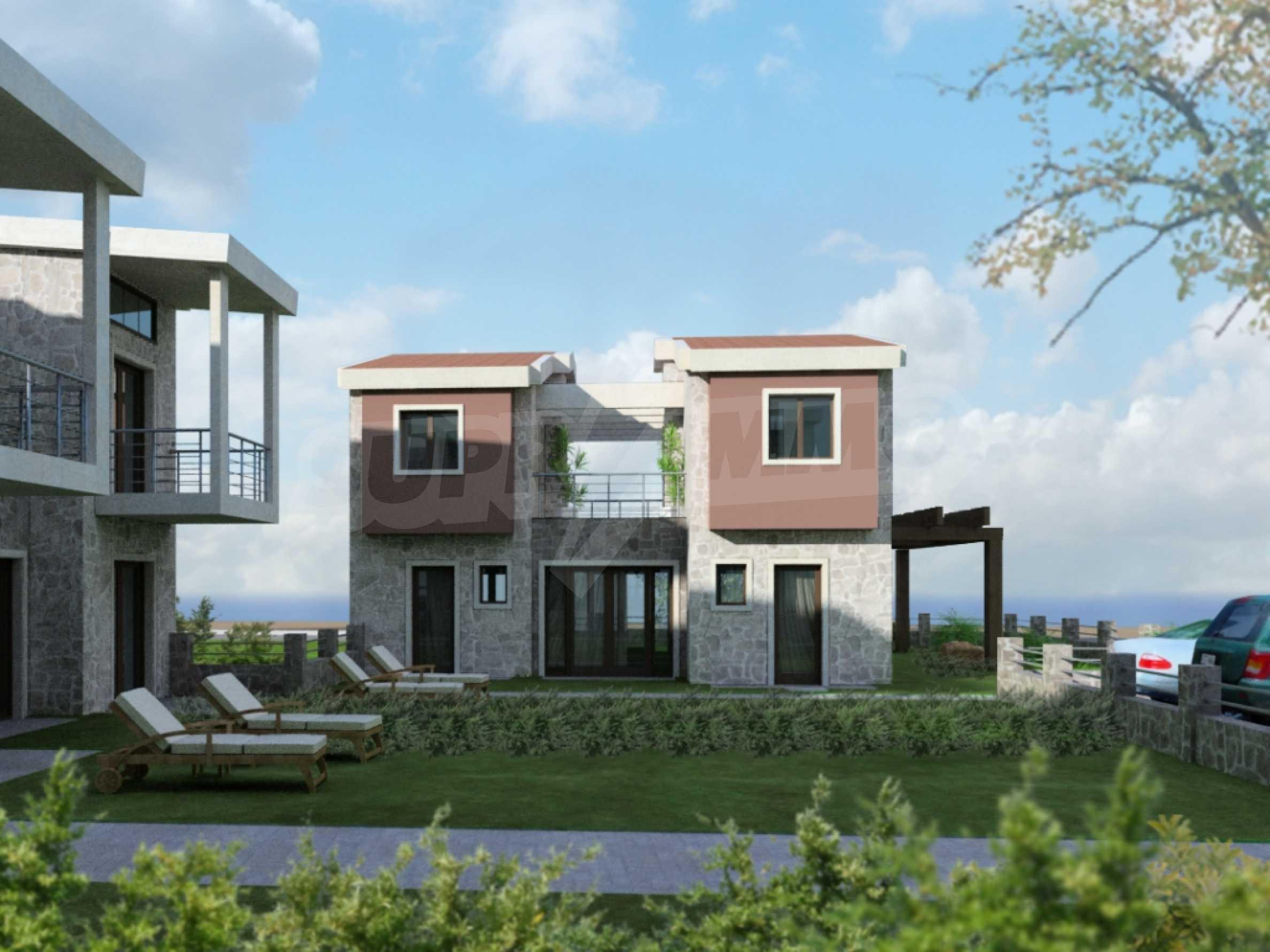 Къща  в  Никити 7